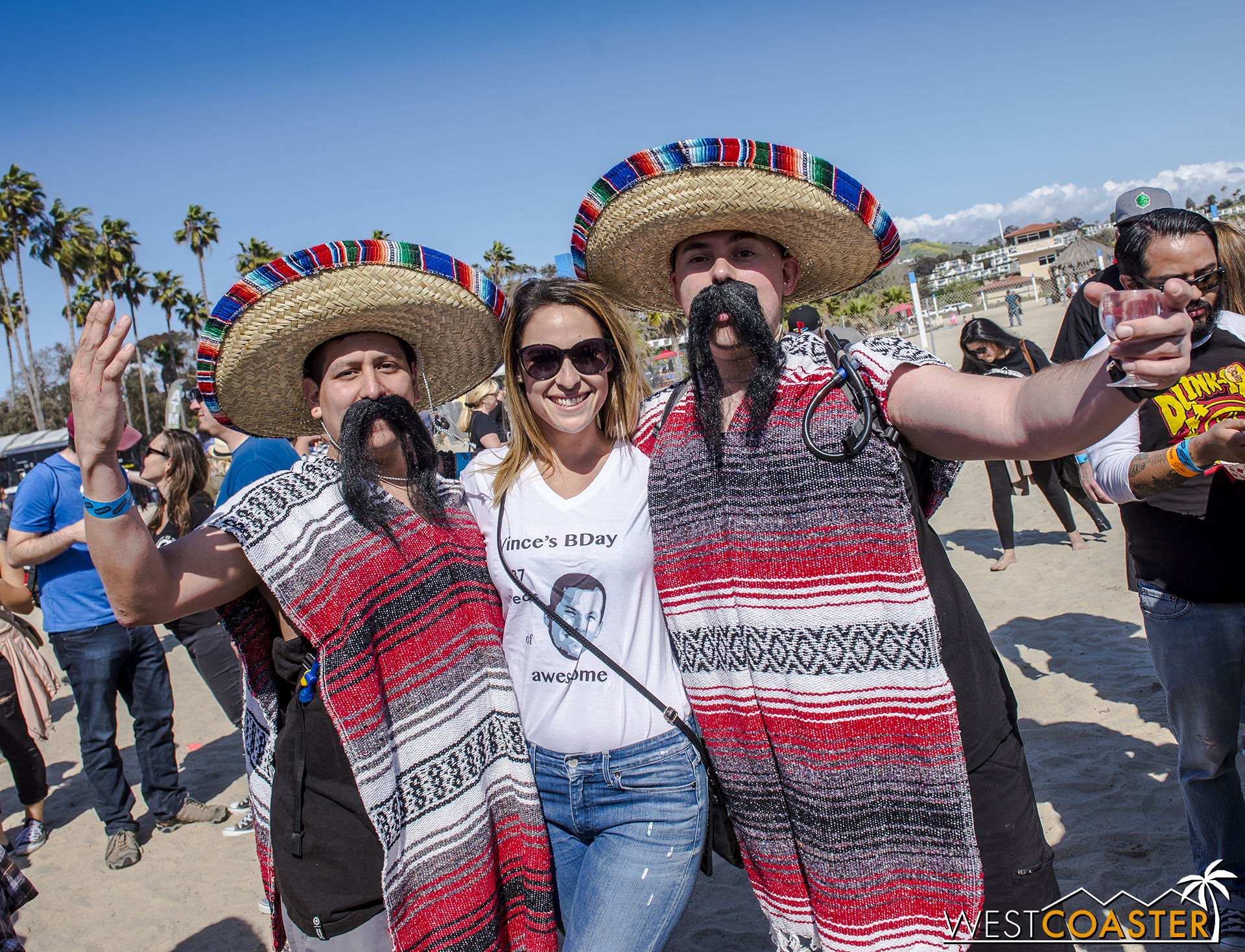 Last year's Sabroso Fest was a huge hit among a multitude of fans.