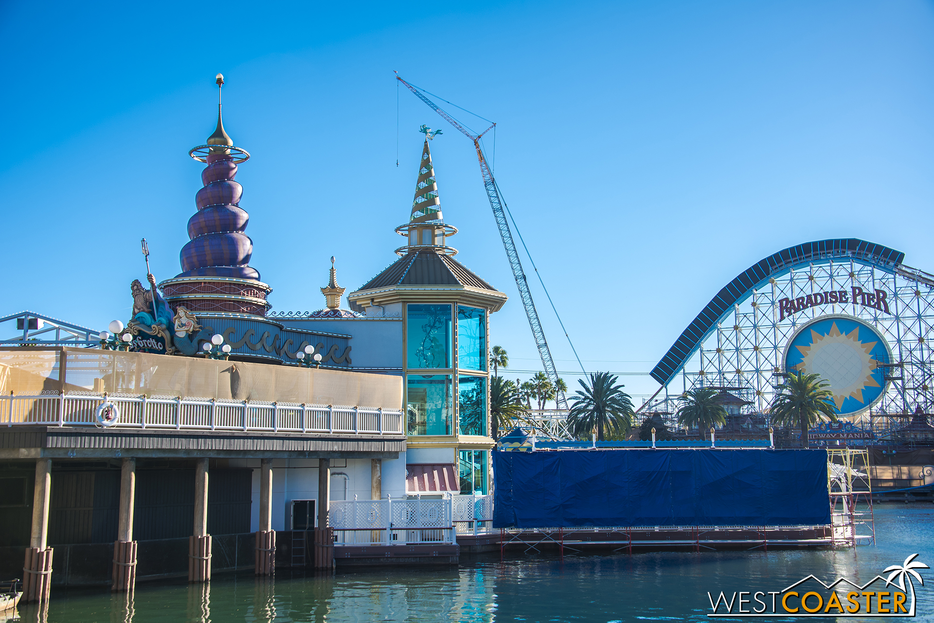 Per my understanding from cast members, this will return as a Pixar themed dining venue providing a more upscale sitdown restaurant downstairs while maintaining the bar amenities upstairs. Sort of like Carthay Circle Lounge/Restaurant, but inverted.