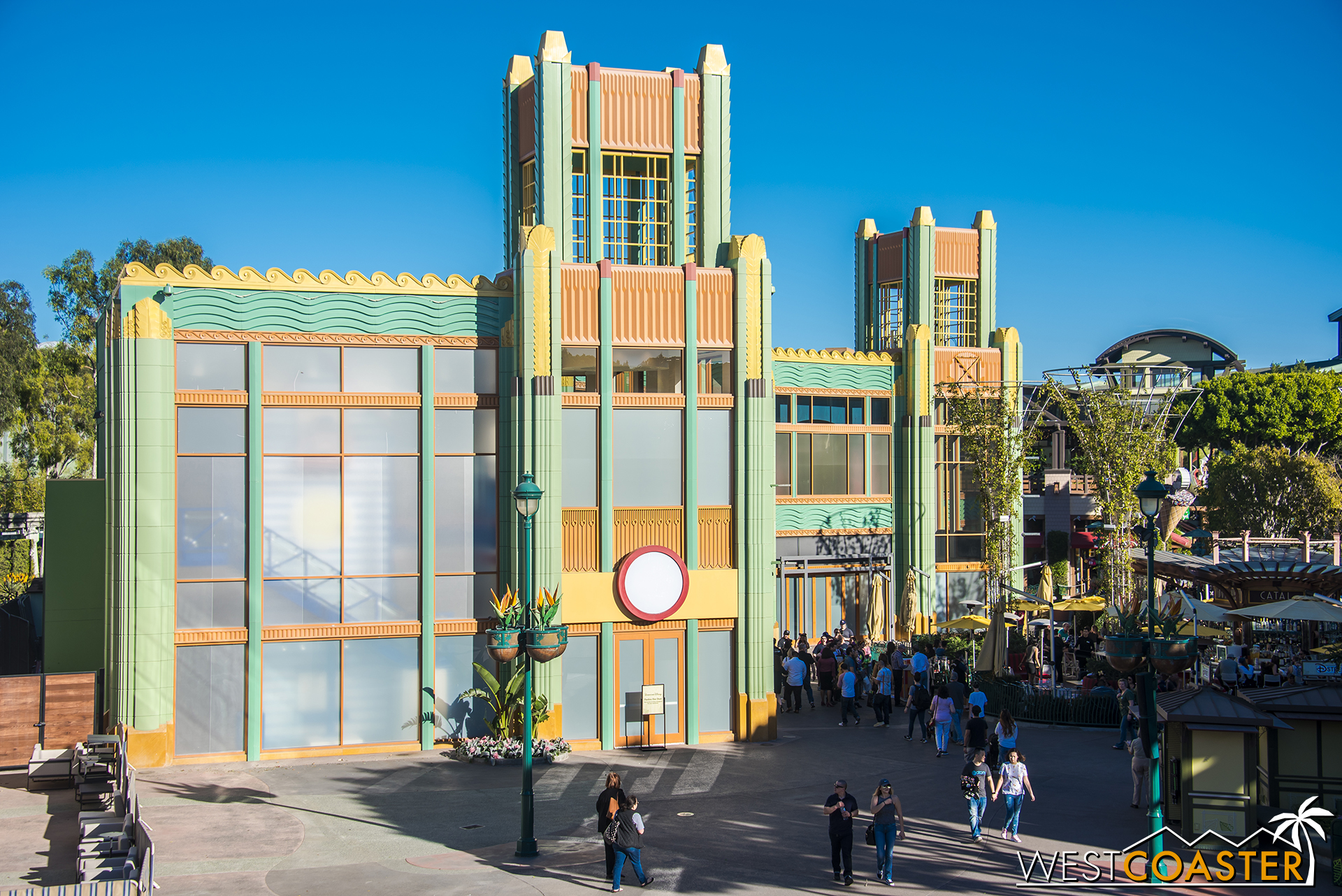 It's finally happened. Original Downtown Disney property Build-A-Bear is no more.