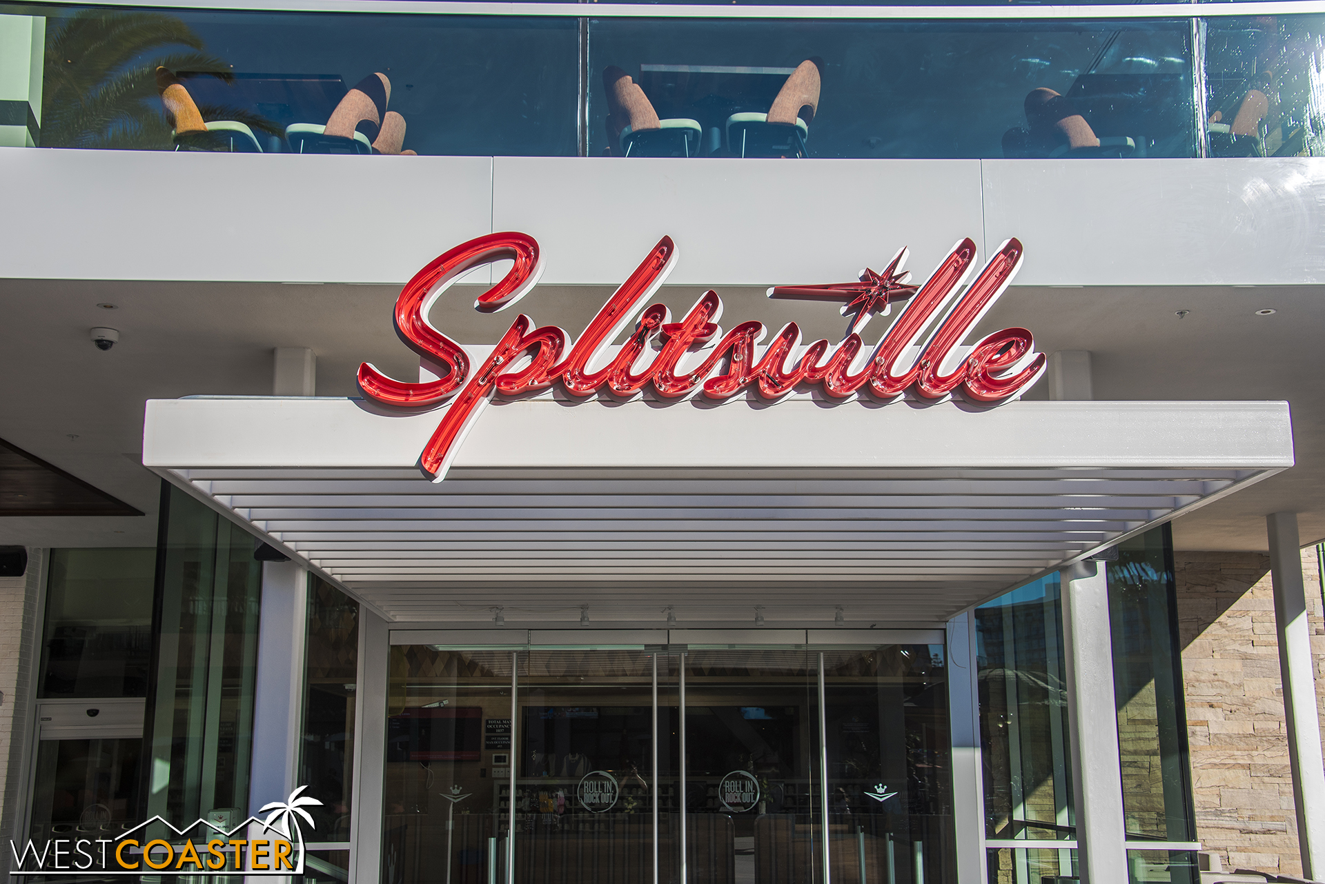 Welcome to Splitsville! Almost.