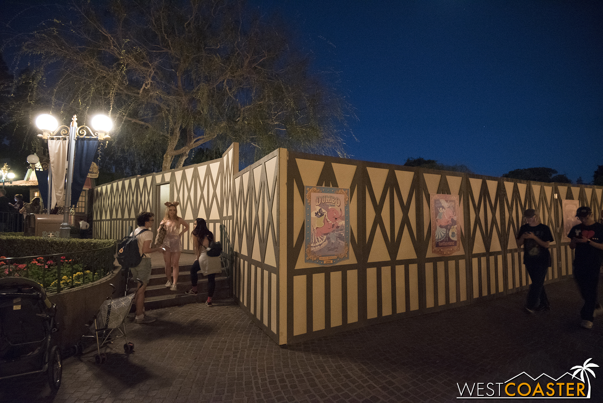 Casey Jr. Circus Train is still open, though.