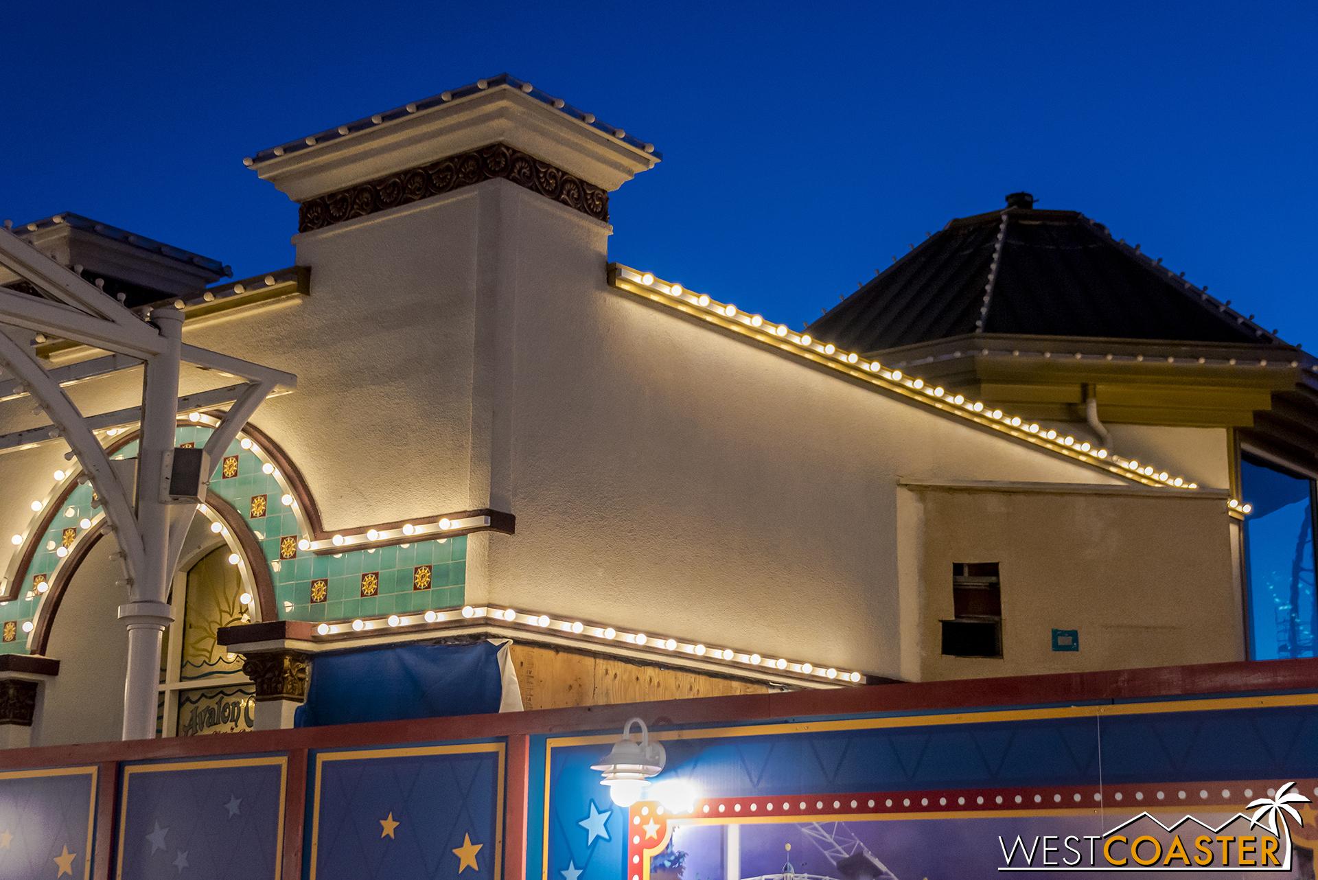 Lamplight Lounge will be a Pixar themed dining establishment.