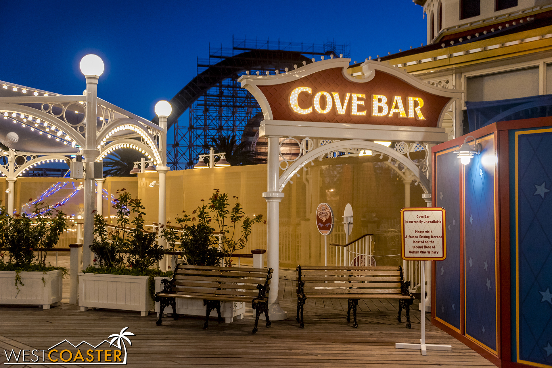 Cove Bar, to continue to be called Cove Bar?