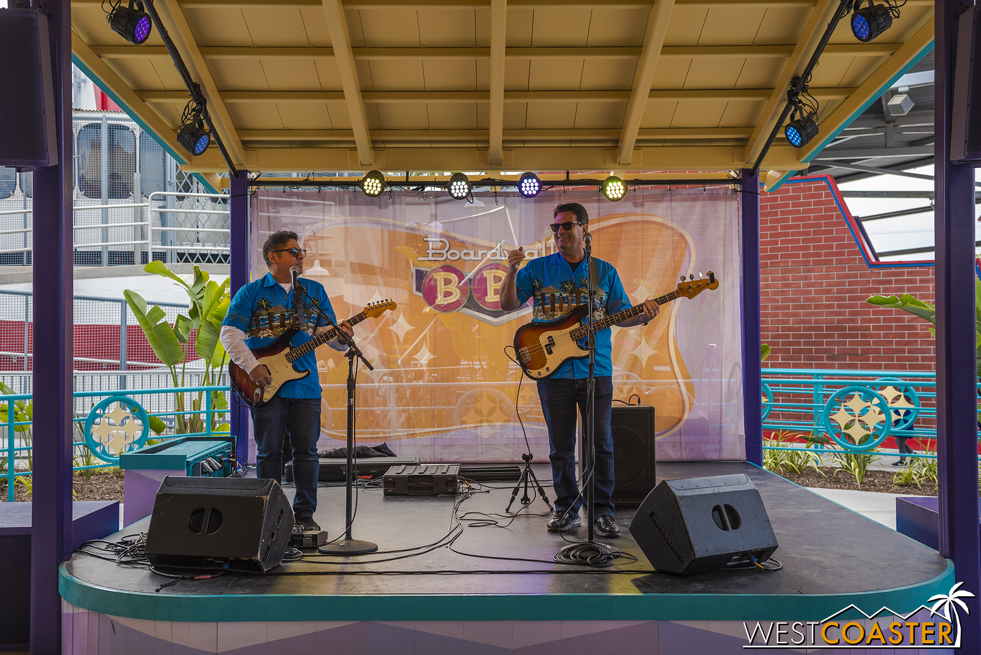 Looking for surf music? Come to the Boardwalk BBQ.