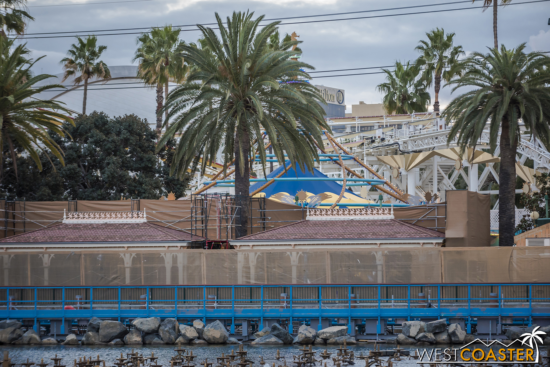 Triton's Carousel has closed.