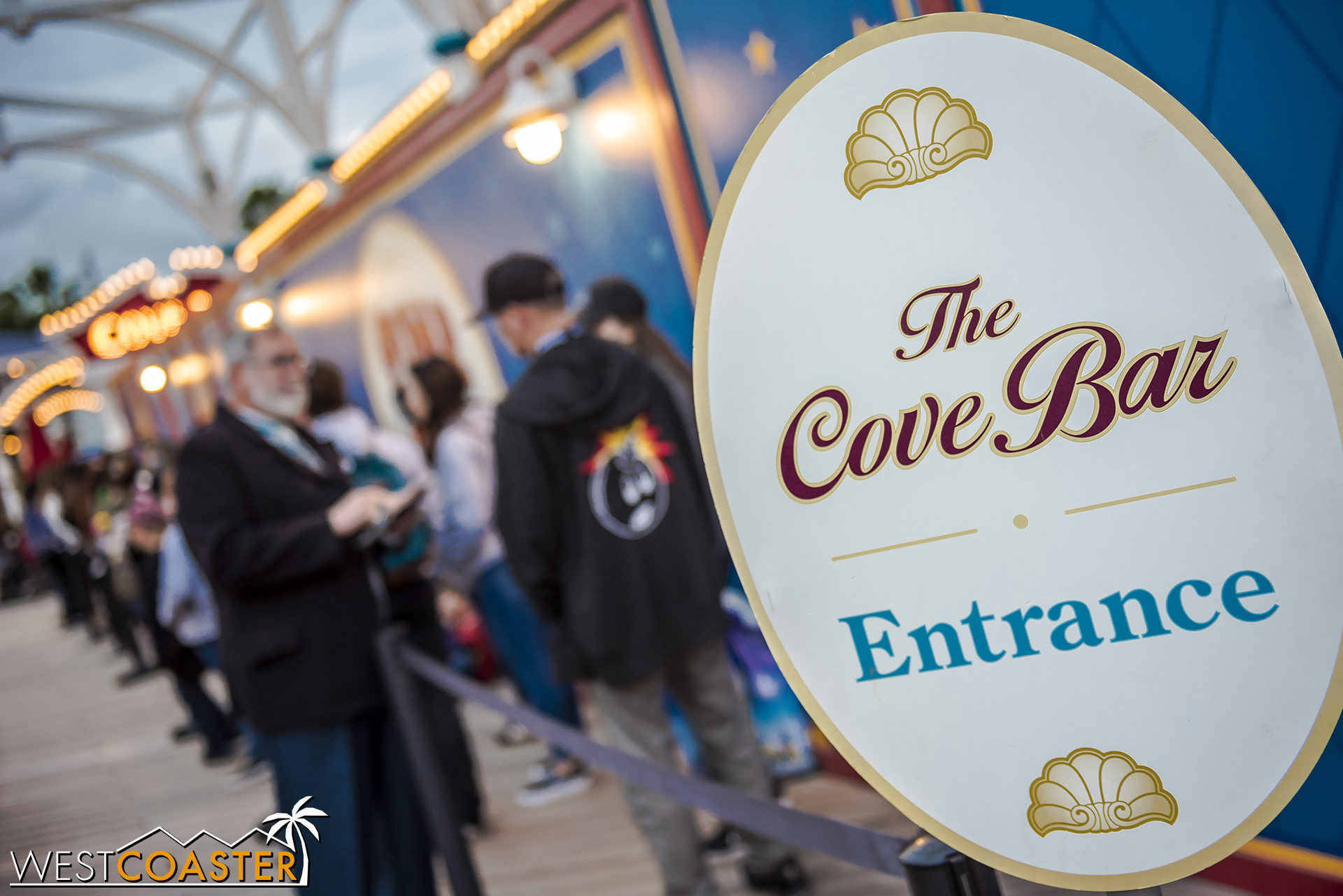 Cove Bar is back!!