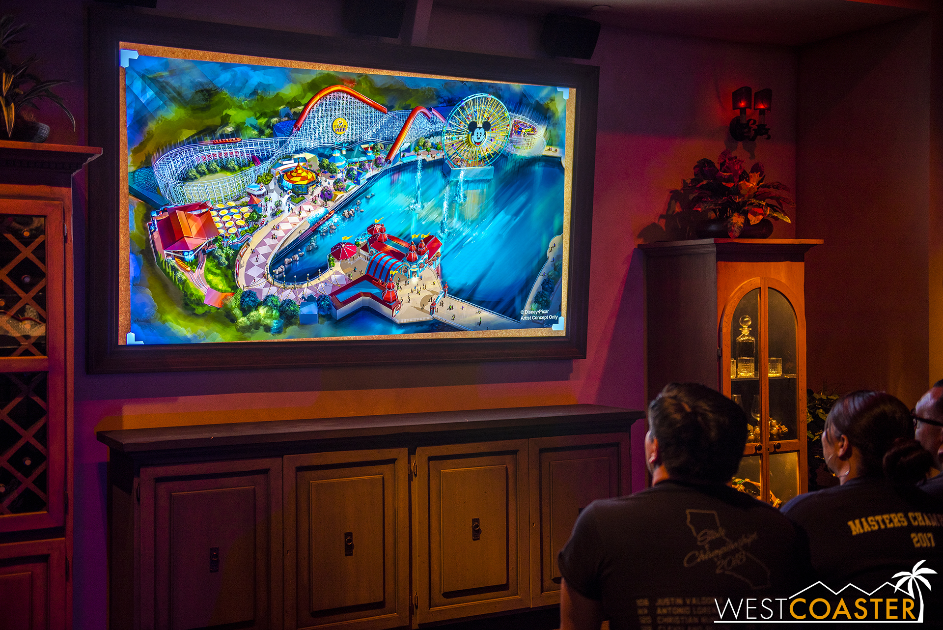 It's a great film, and whatever your thoughts on the actual Pixar Pier project, you can't deny that the Imagineers are pouring a lot of energy and thought into it.
