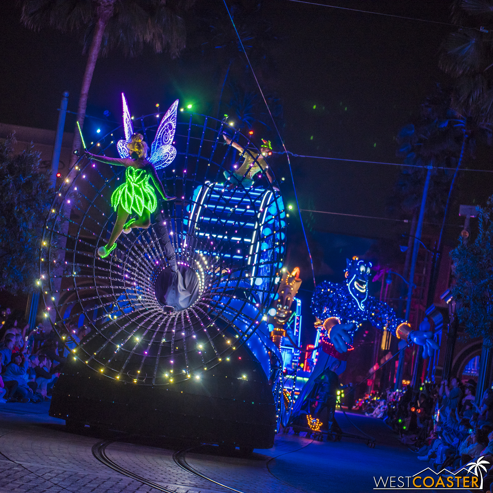 Paint the Night is back but at California Adventure.