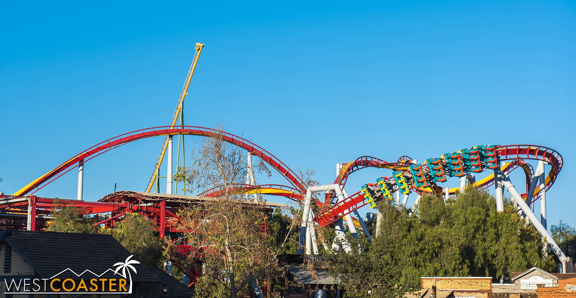 Silver Bullet is still zooming along, over 13 years after it opened.