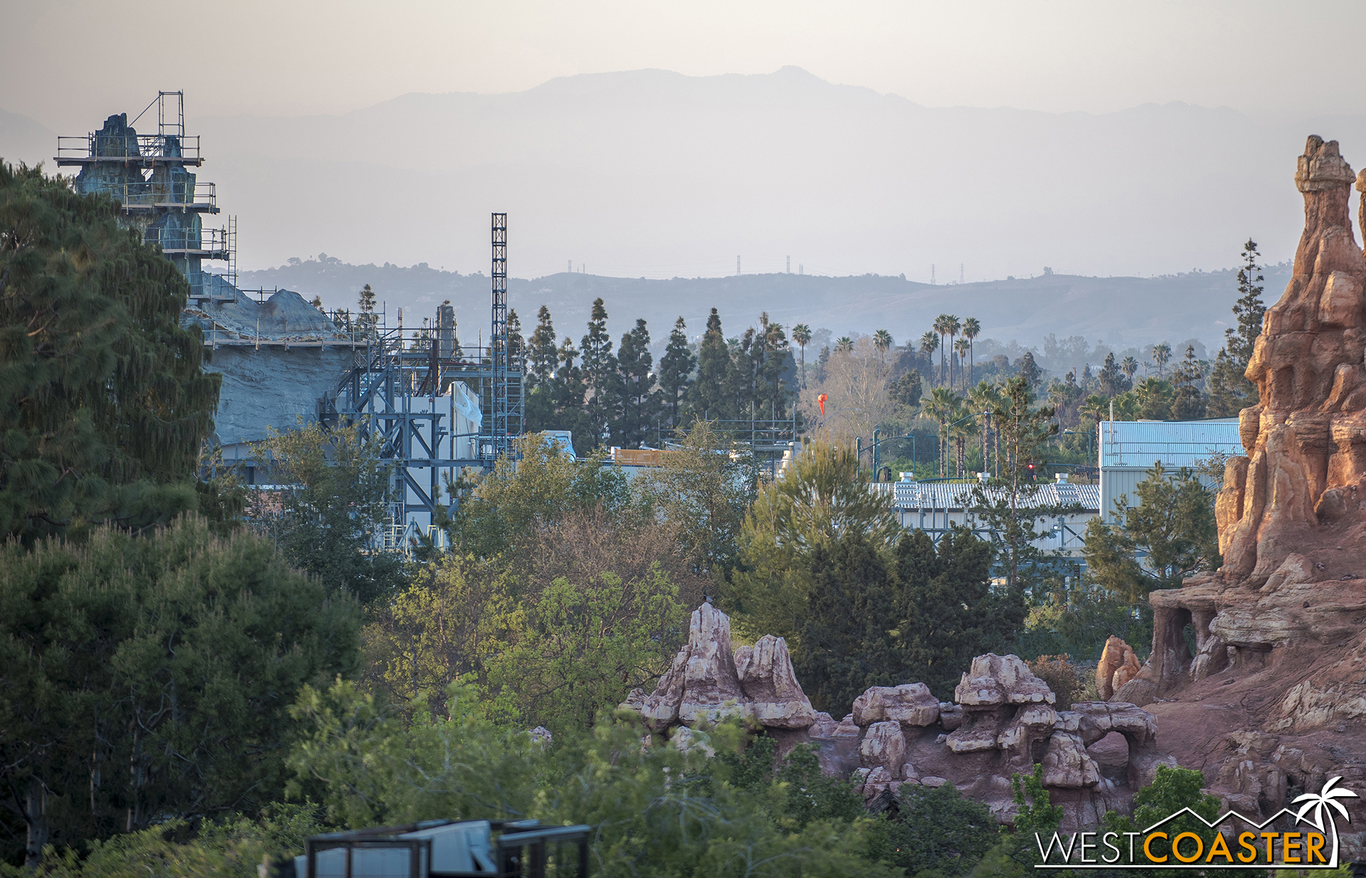 Although not particularly technologically advanced, Batuu was home to a primitive droid assembly plant.