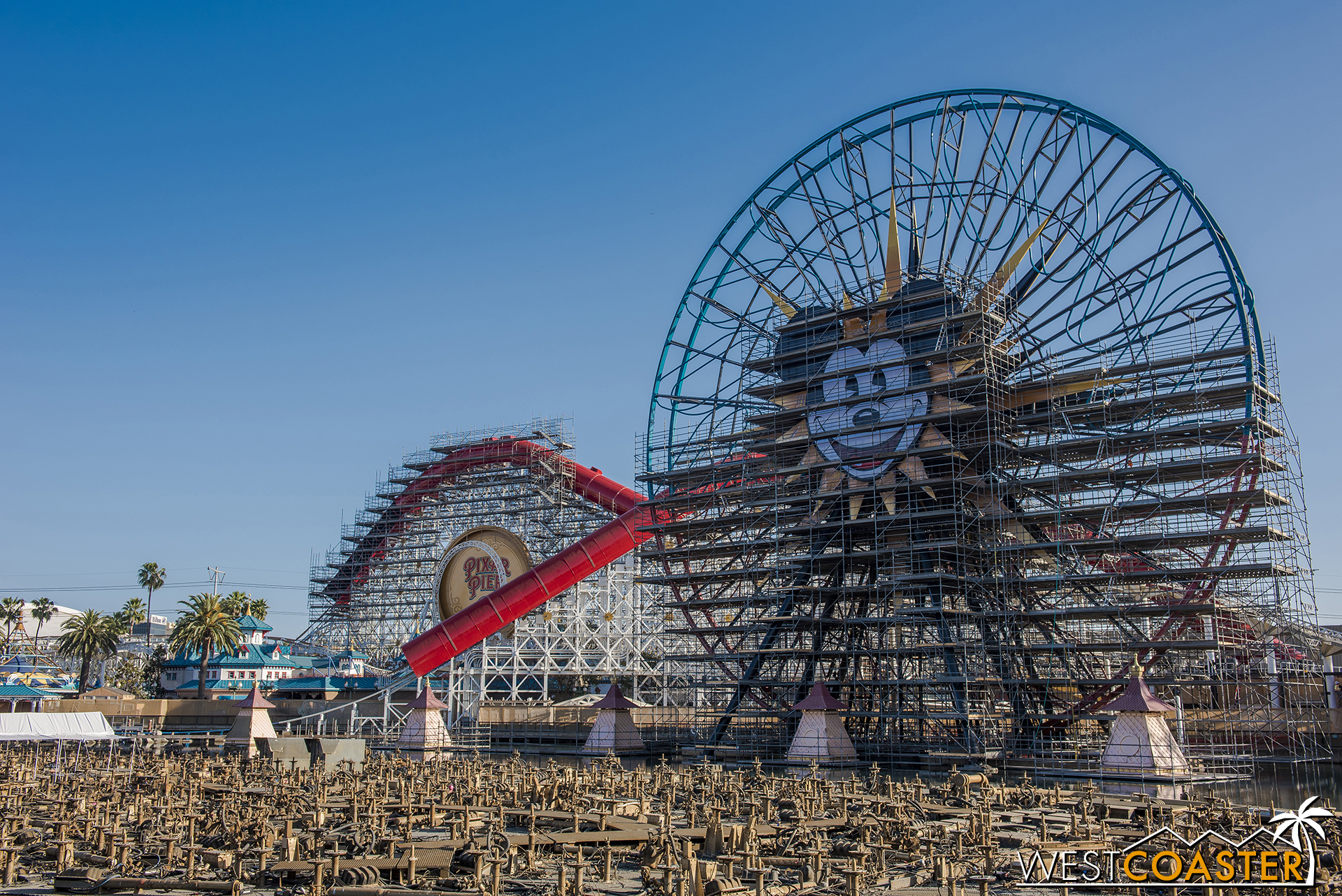 Now, I mentioned Mickey's Fun Wheel earlier, but it's not going to be named that any longer.
