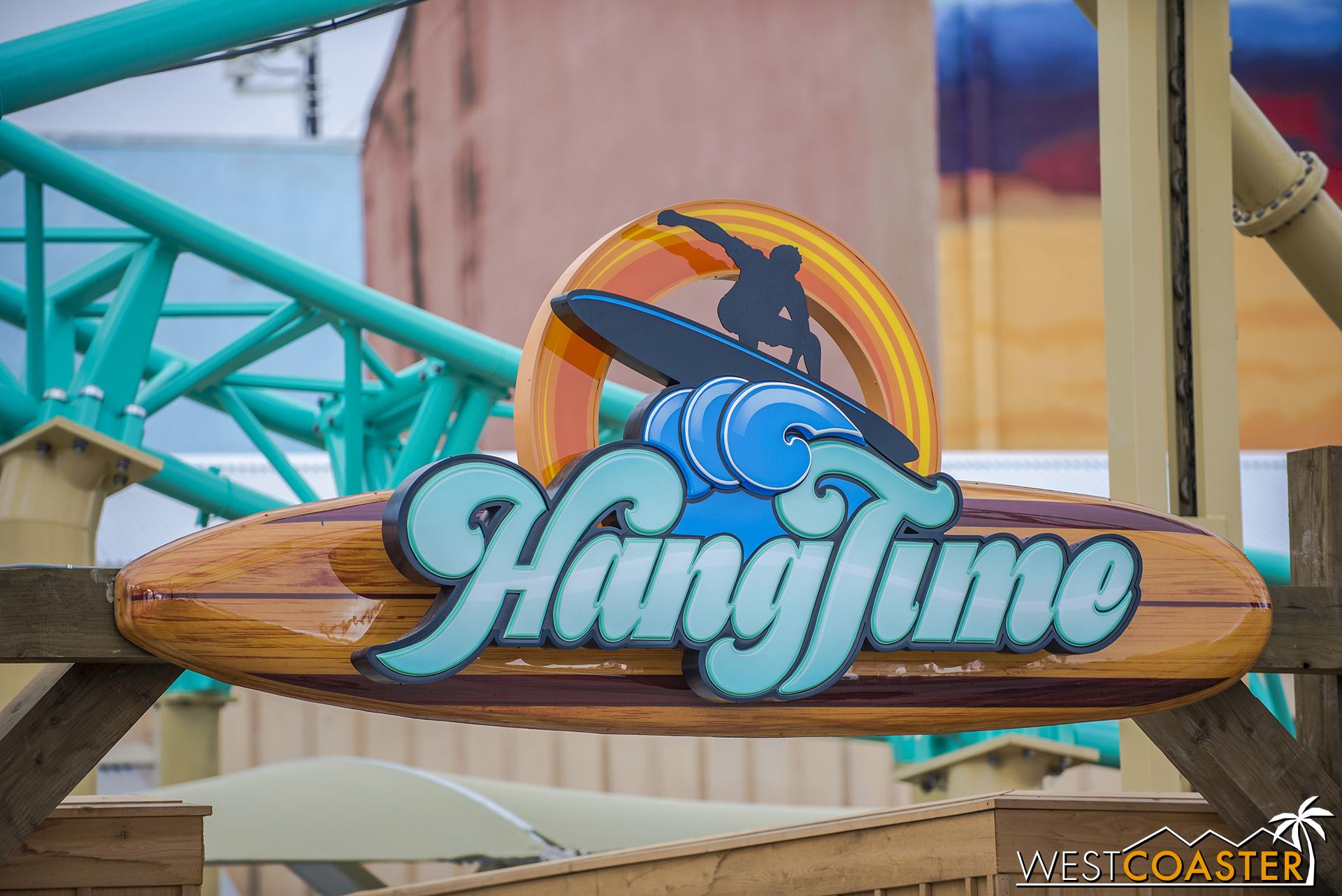 Look! It's HangTime!