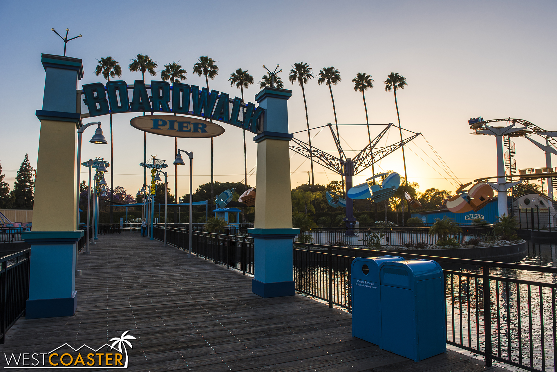 Our Thursday media night gave us some fun ERT on all the Boardwalk attractions.