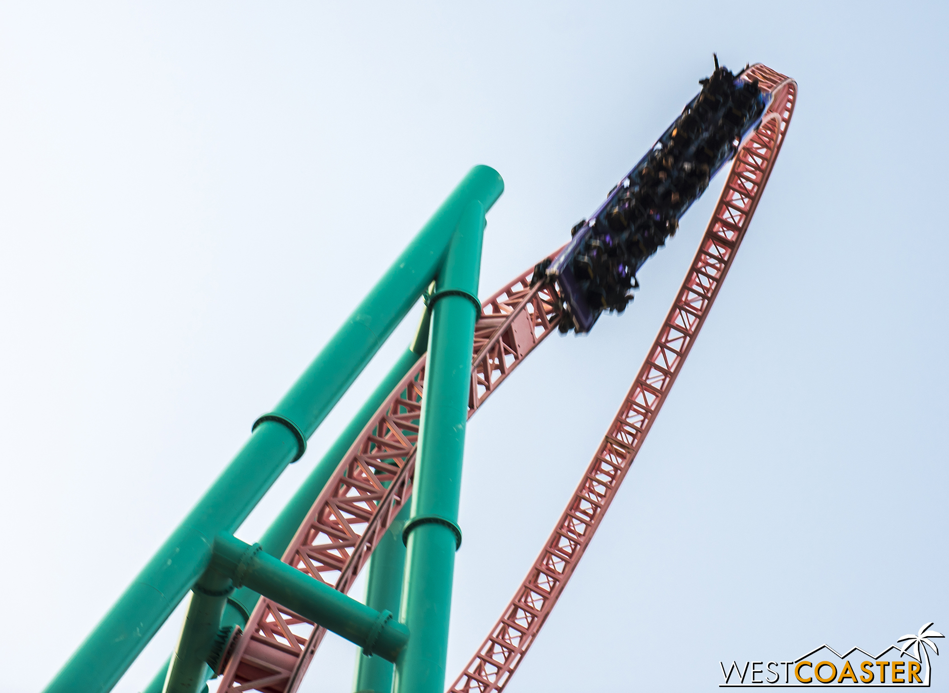 And also Xcelerator, which reopened last month after a very lengthy downtime.