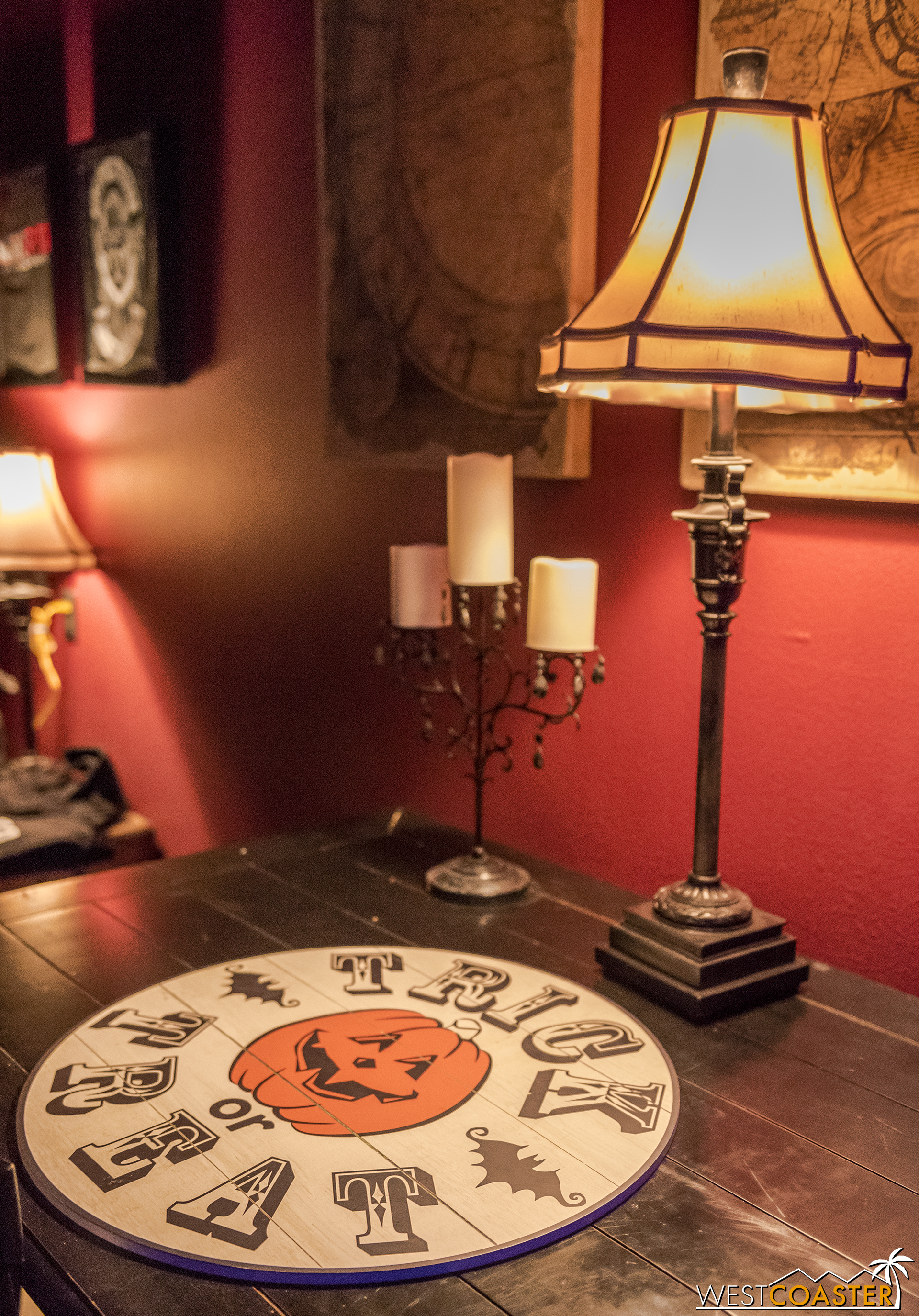 Fans of Knott's Scary Farm may appreciate the details and ambiance put forth here.