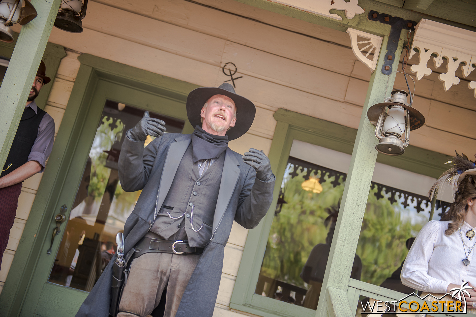 Clay recounts the events of Ghost Town Alive! season 2, ultimately reasoning that with all the arrests and non-appearances of various Mayfield members, the line of rightful inheritance of the deed ultimately falls onto him.