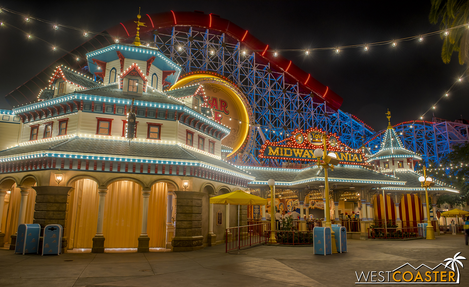 Toy Story Midway Mania.