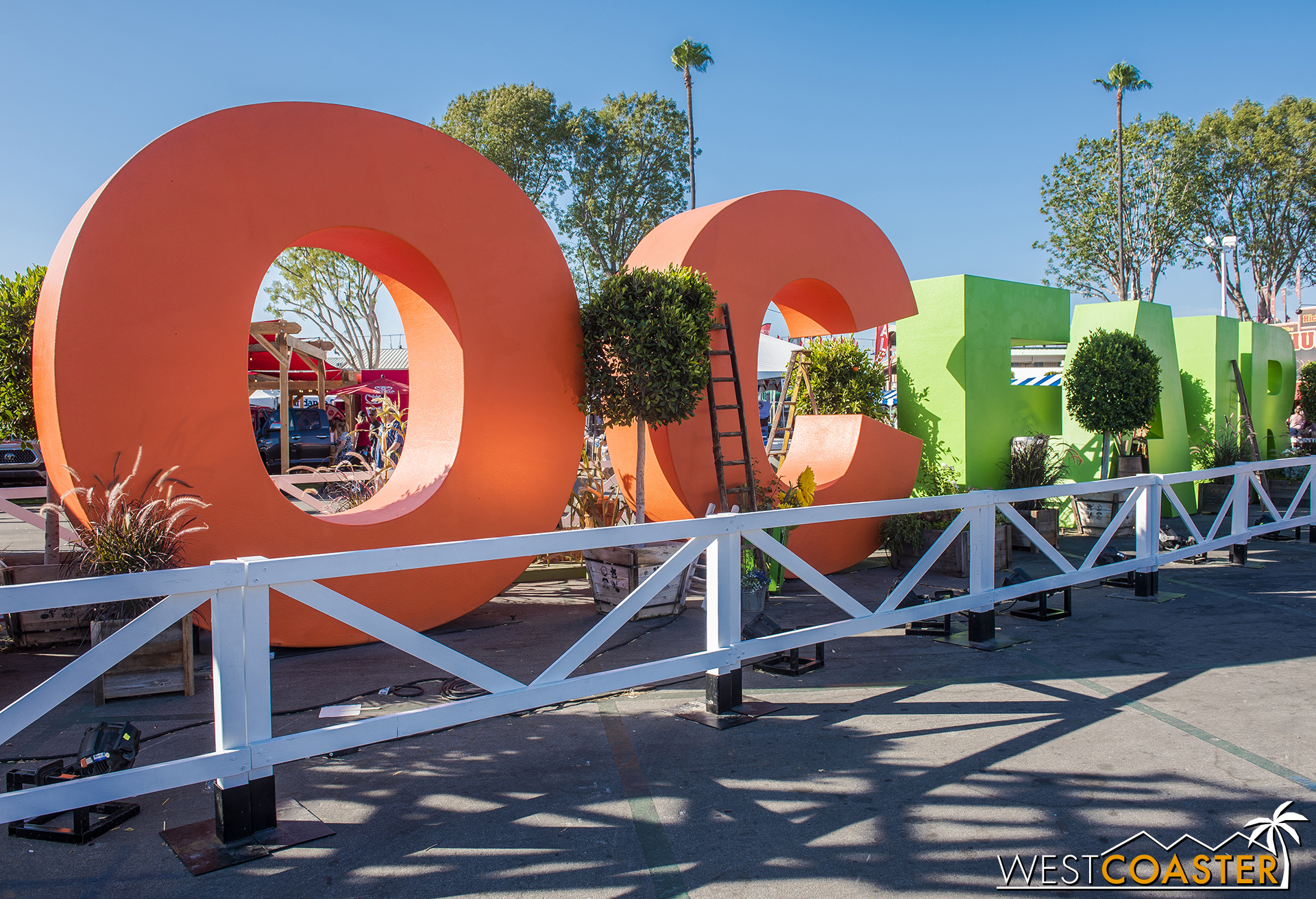 Welcome to another year at the O.C. Fair!