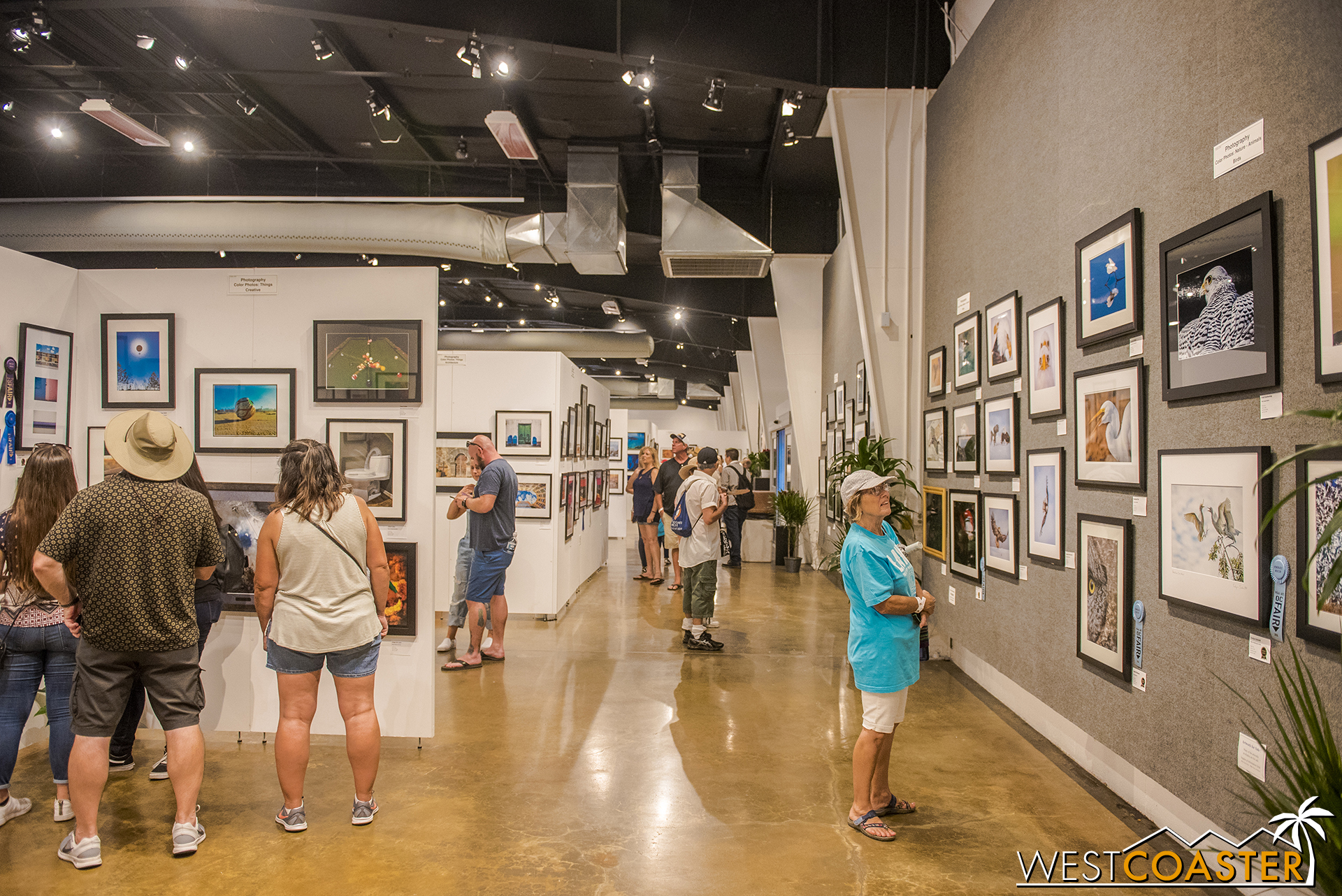 Of course, being a photographer, I most enjoy browsing the photography exhibit every year at the OC Fair.