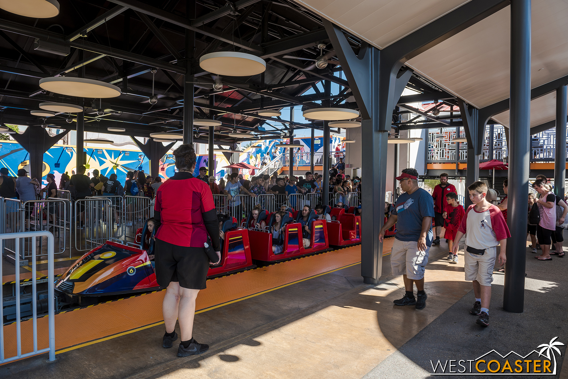 Want to ride the Incredicoaster?