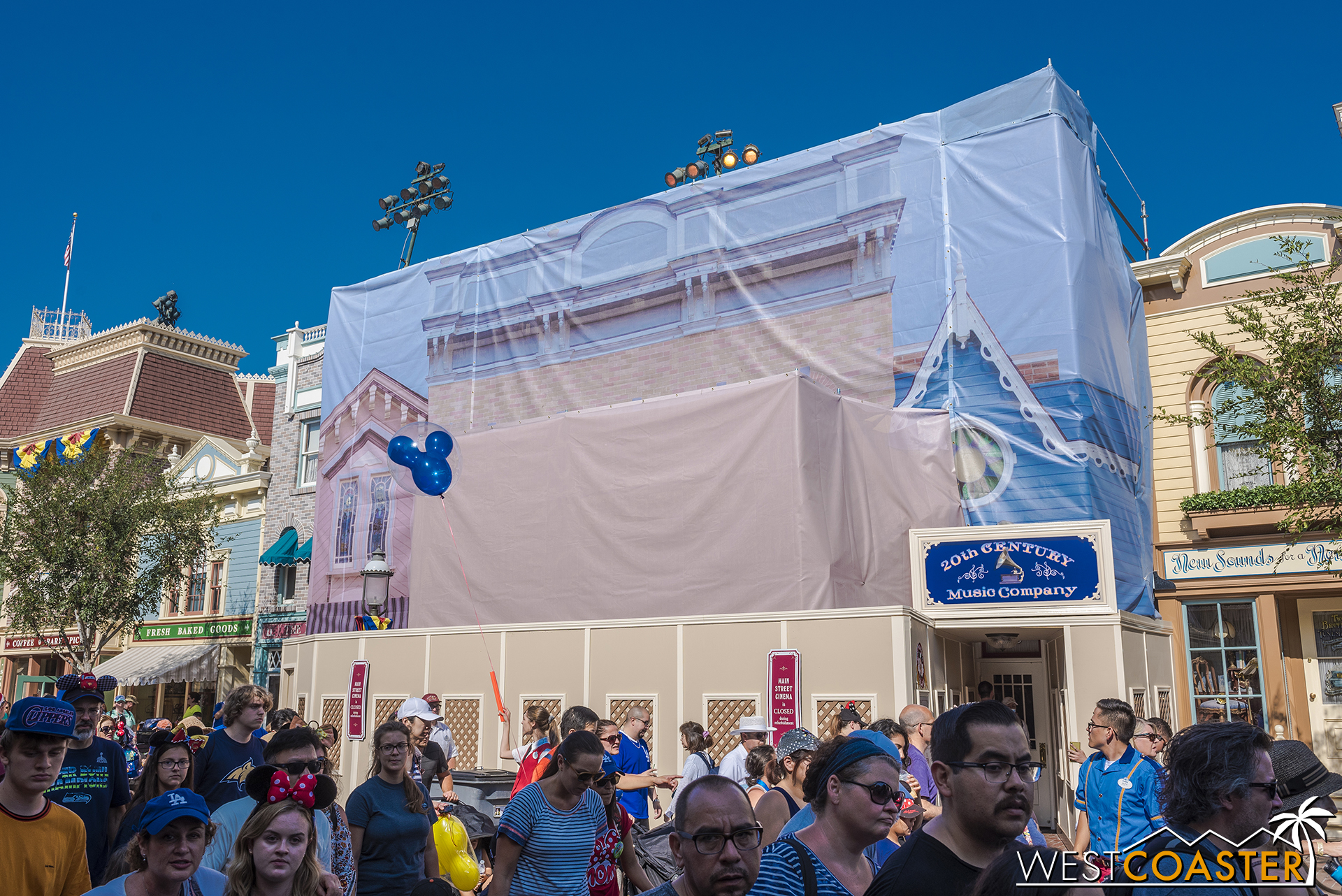 Main Street Cinema is currently closed.