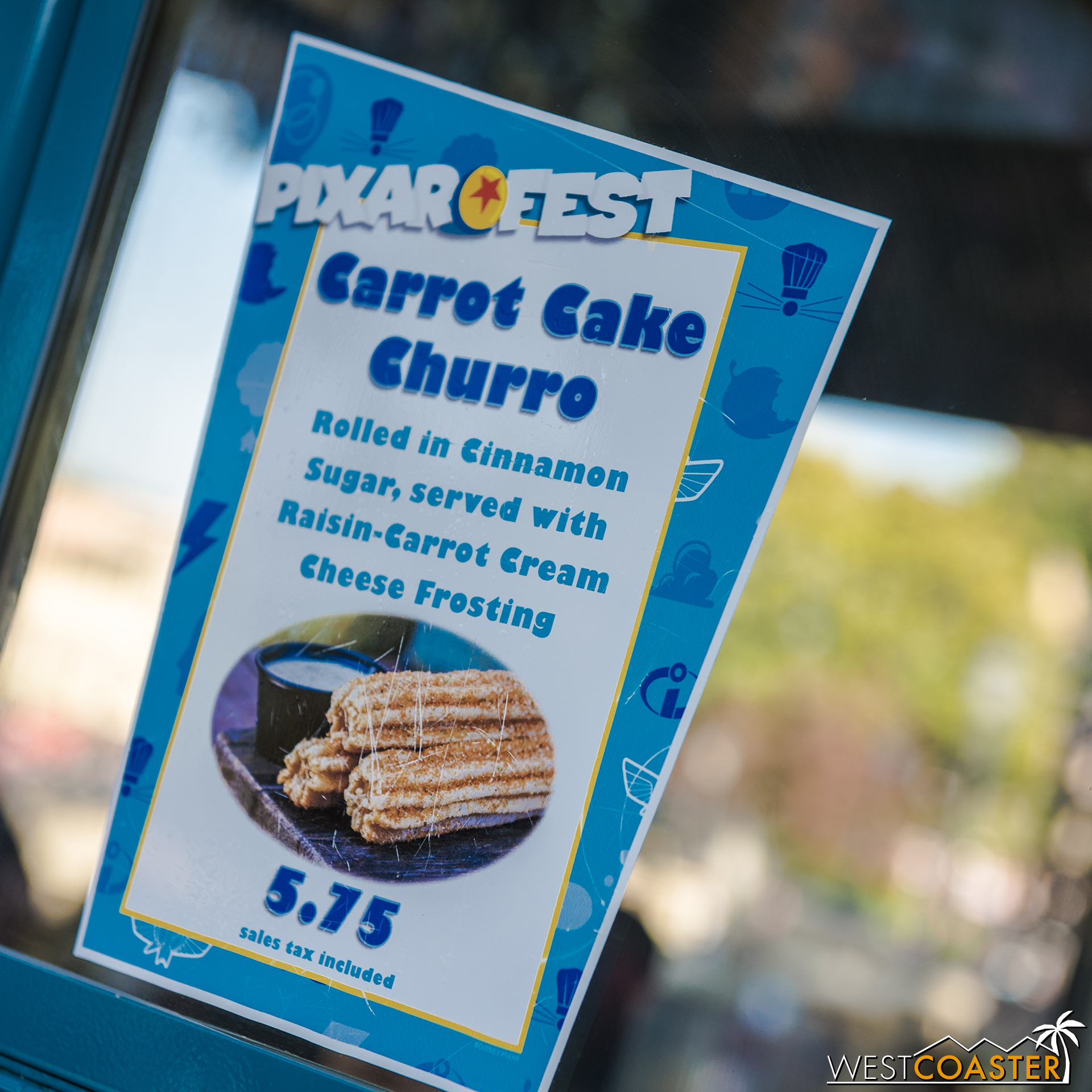 How many churros have you tried this summer at the parks?