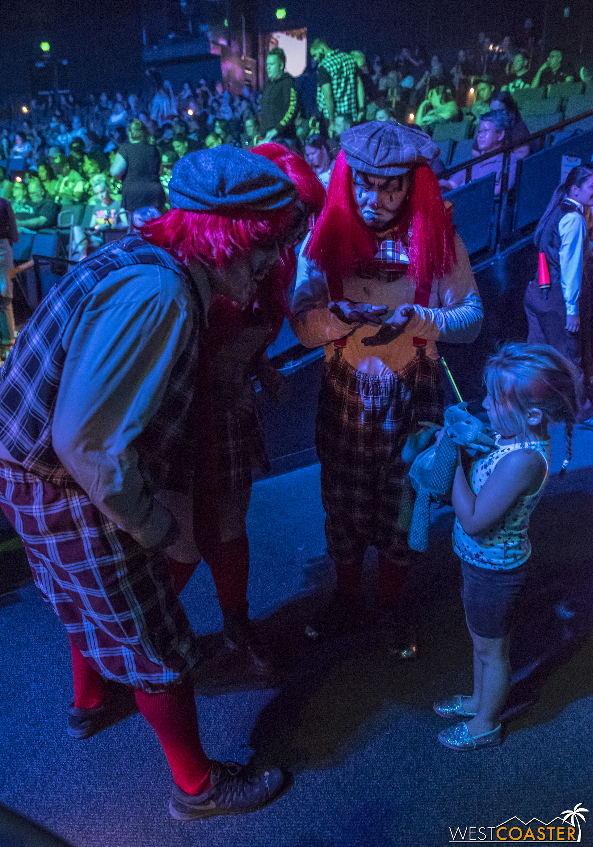 Some of the biggest Haunt fans come in the smallest sizes.