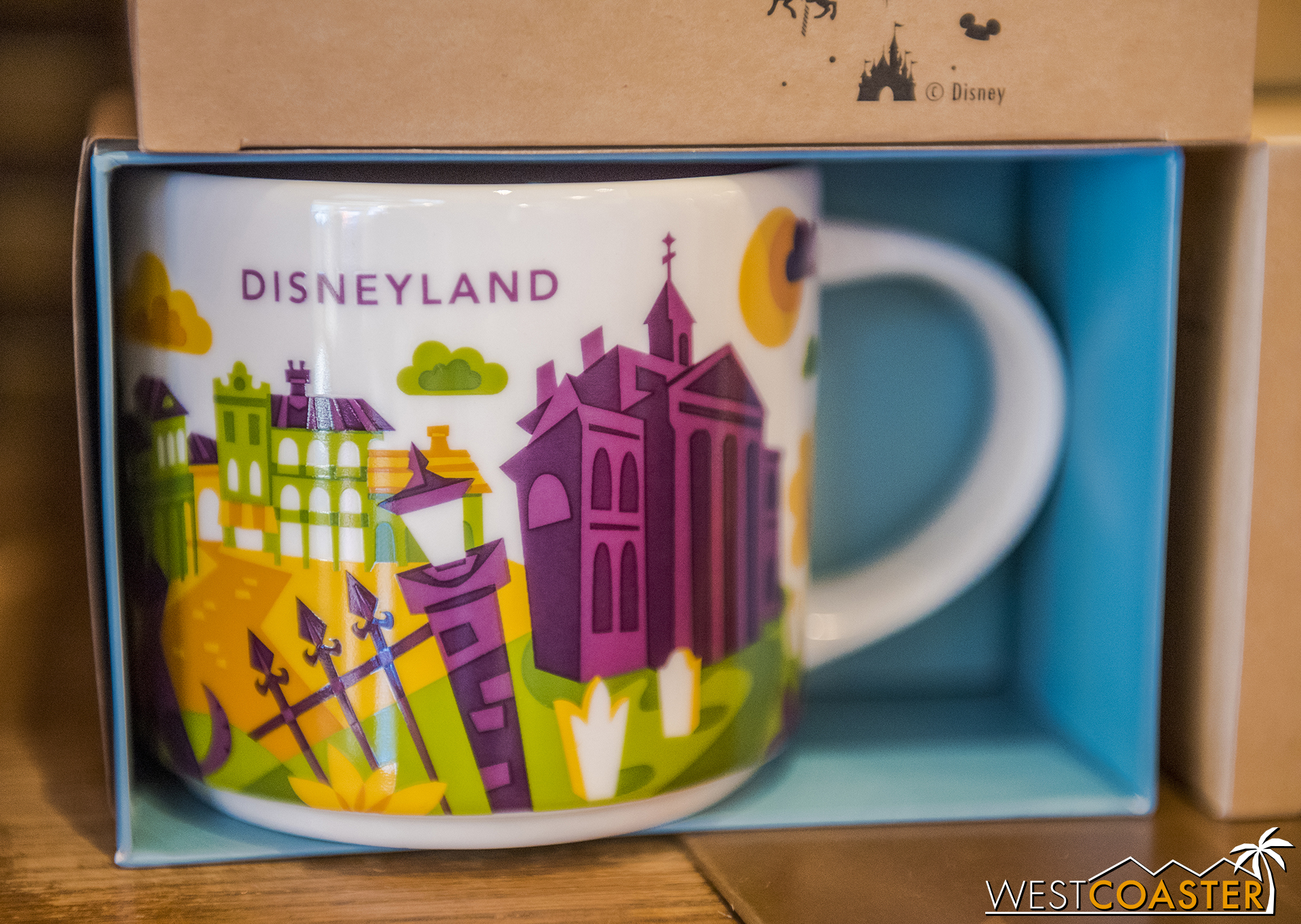 New Starbucks New Orleans Square mug.