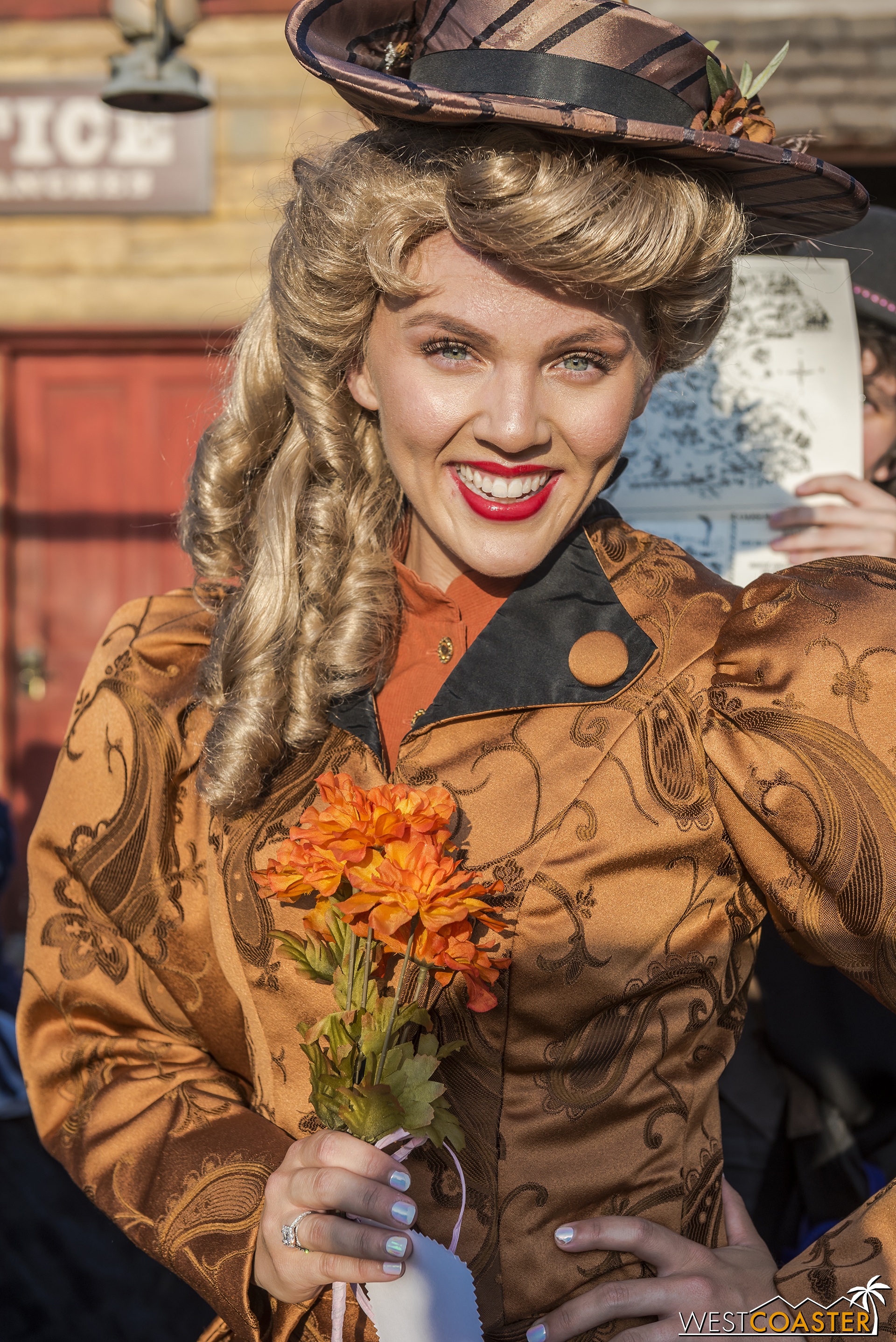 Calico Saloon owner, Goldie West, makes a special return to Calico just in time for the Founder's Day Hoedown.