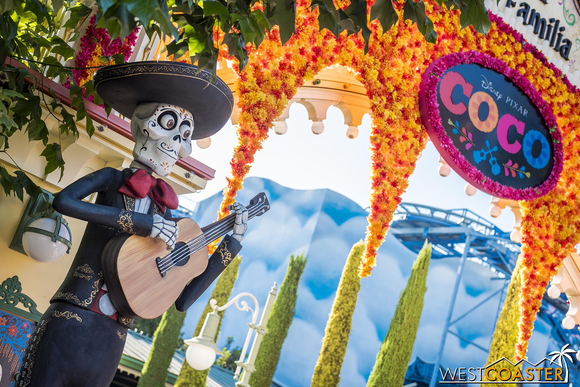 Coco  is back at Paradise Pier—er, Park!