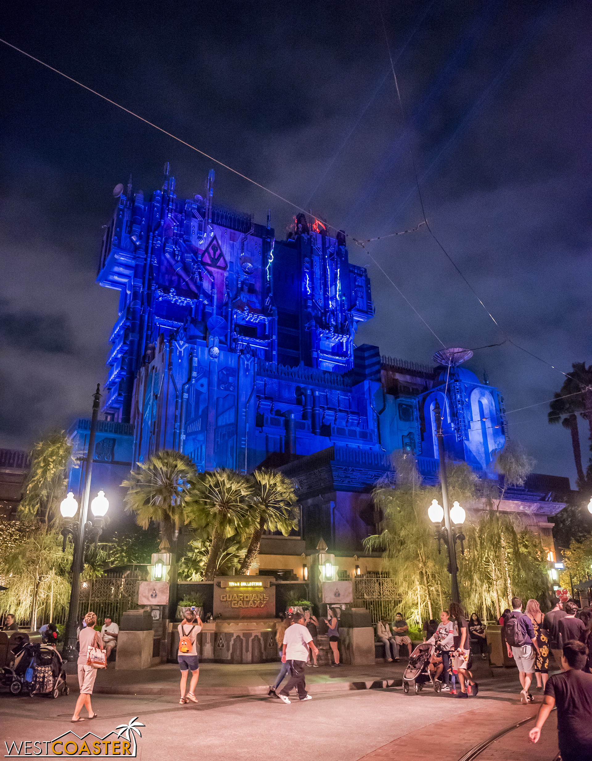 OMG it's the Tower of Terror!!