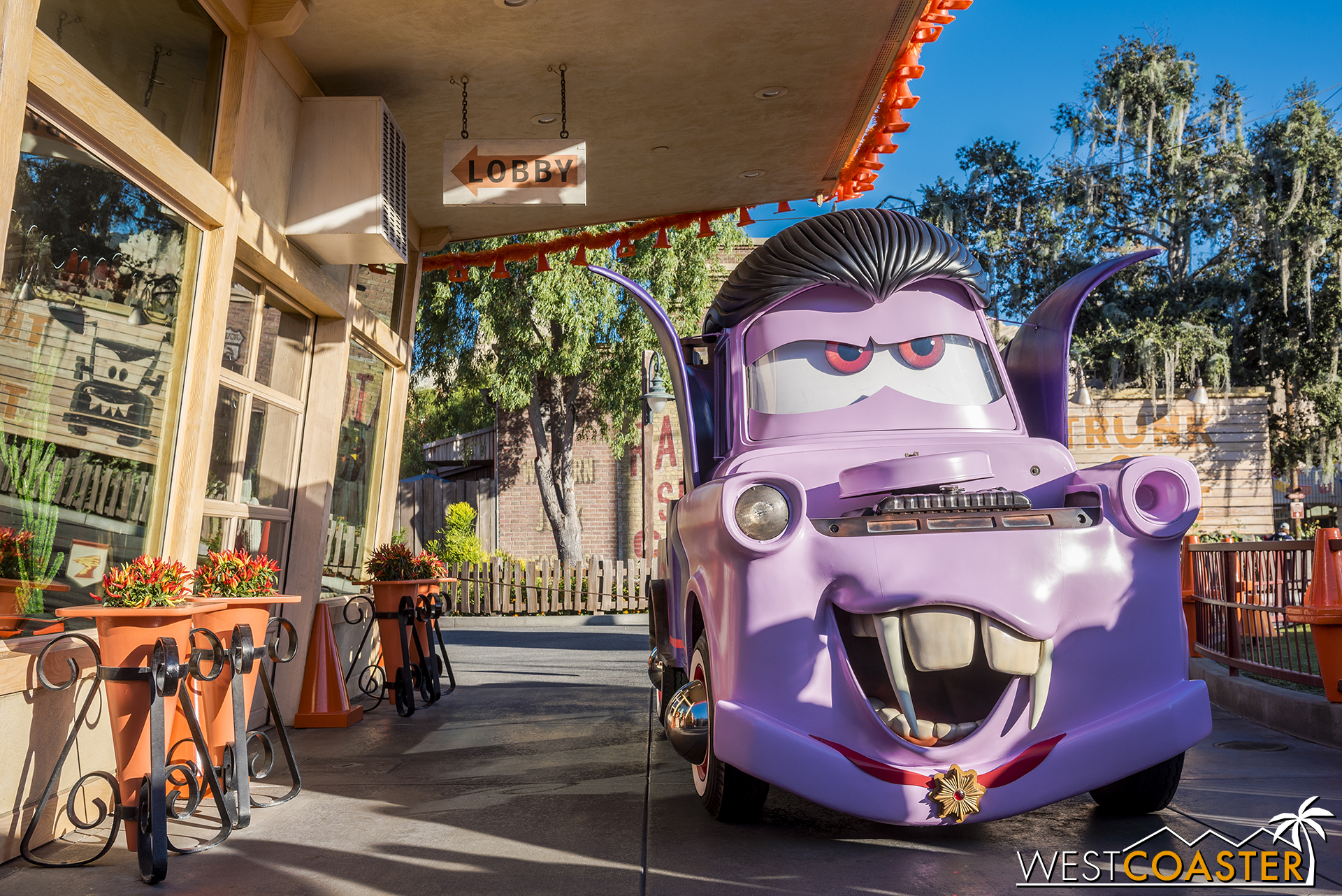 Vampire Mater is a thing during Halloween Time.