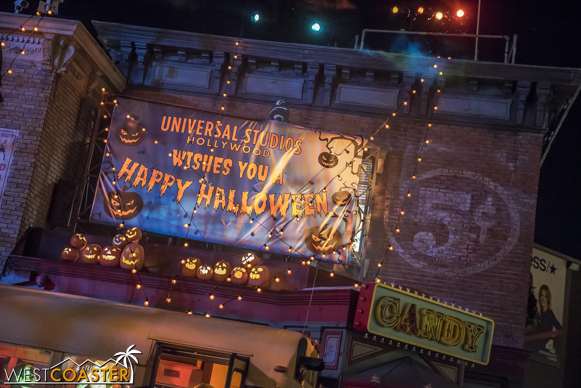 Happy Halloween, everybody!