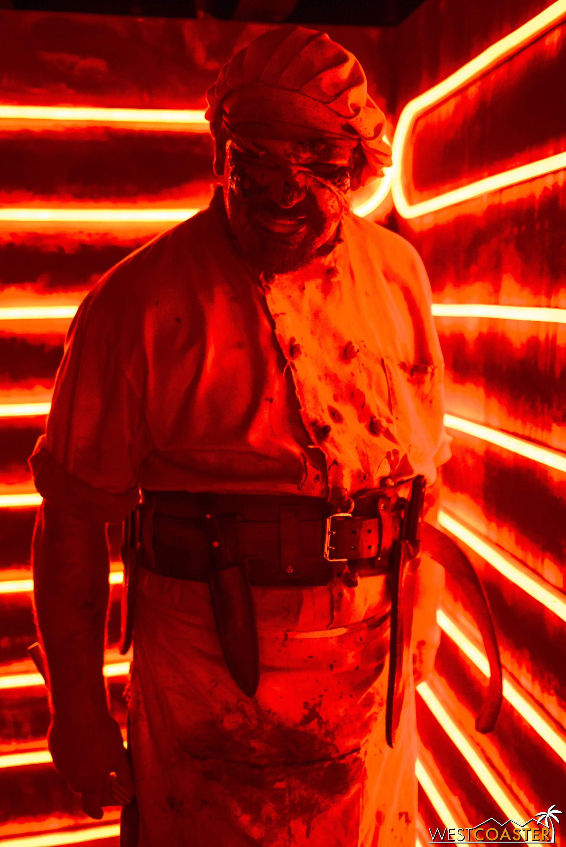 Dark Harbor has cooked up quite a production this year!