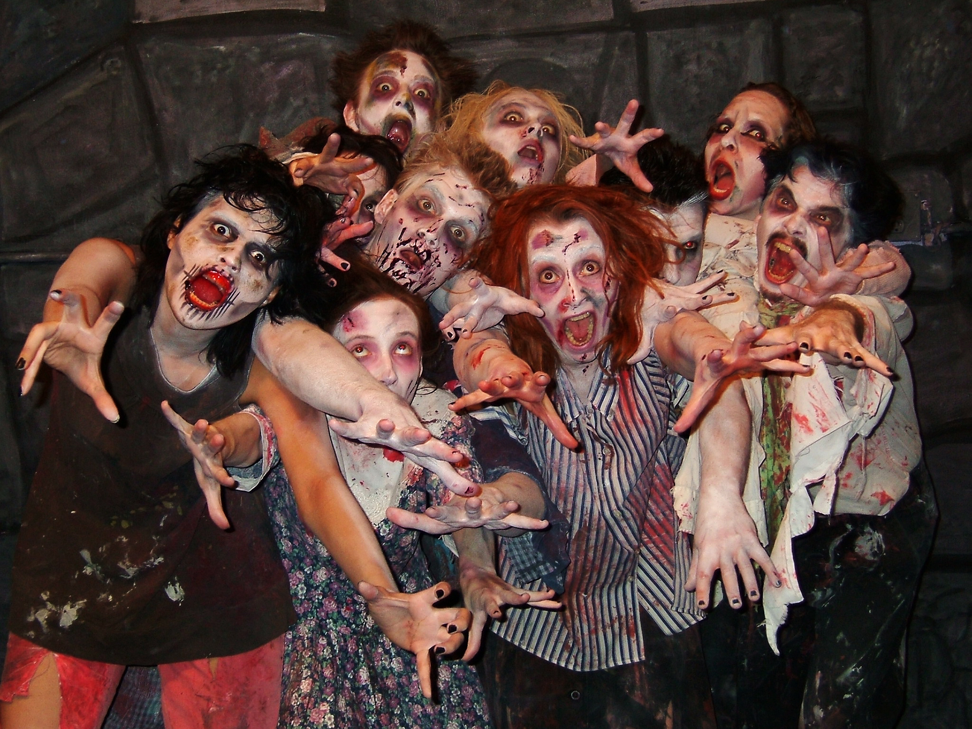 Photo courtesy of Zombie Joe's Underground Theatre Group.