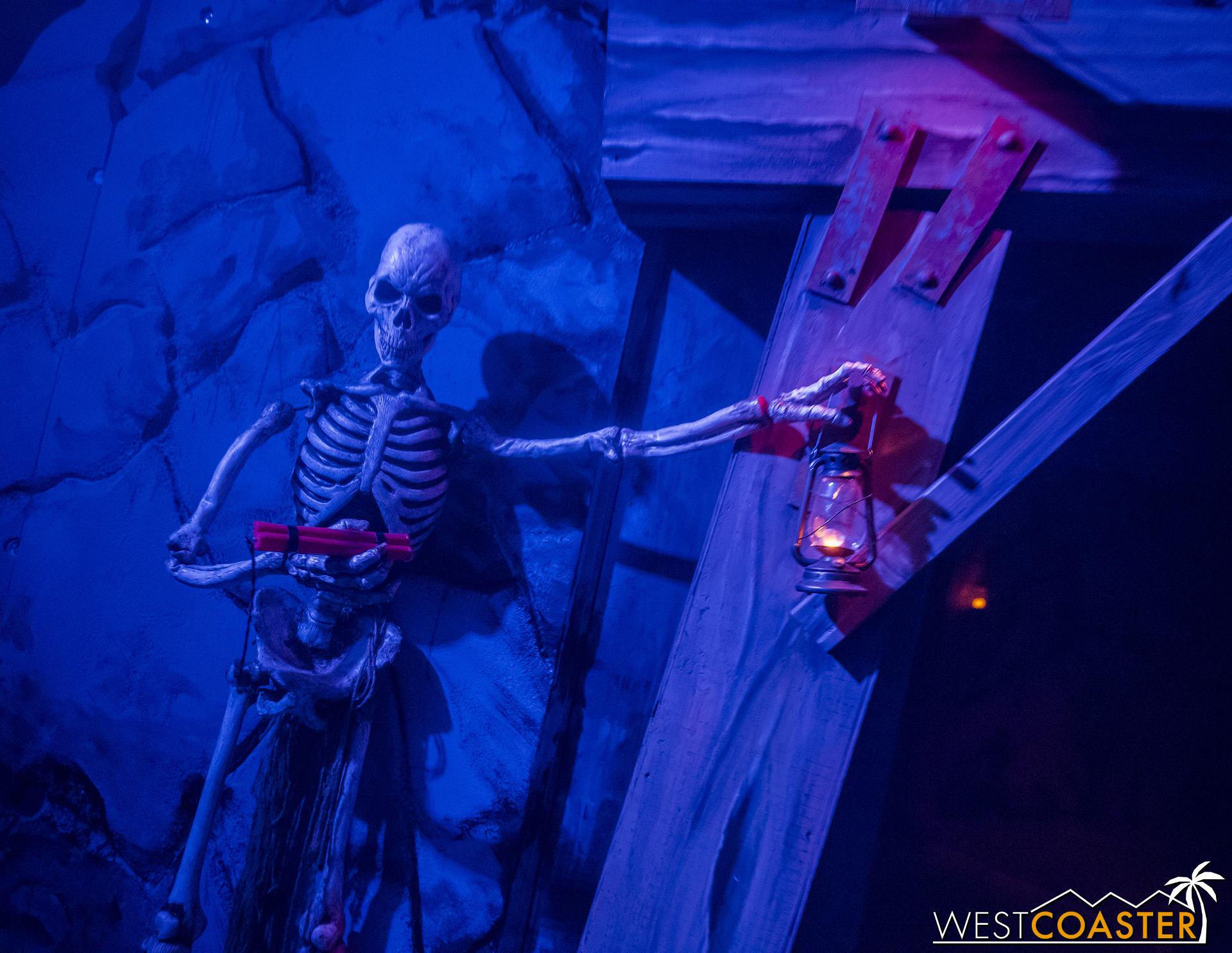 Hey, Bones!