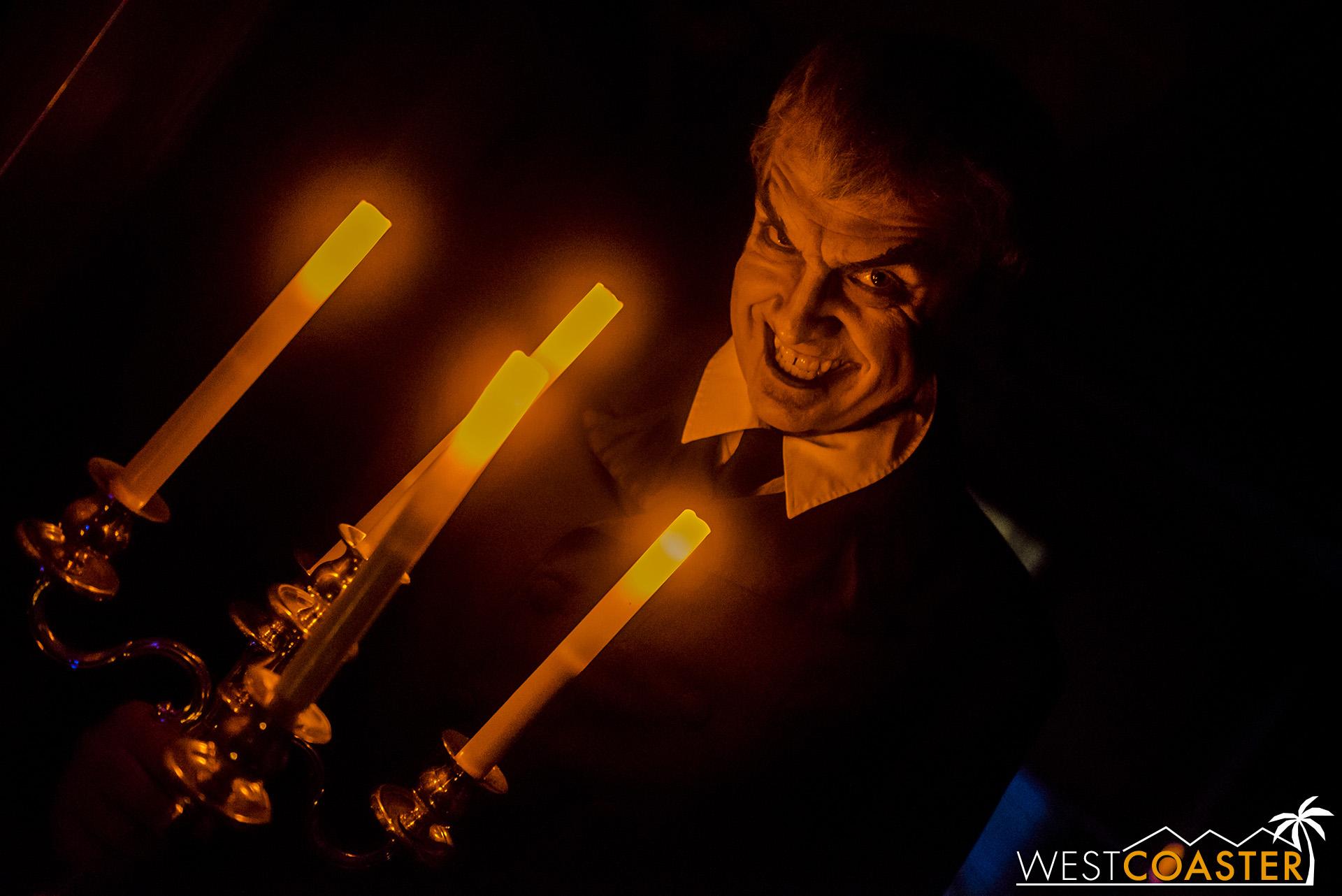 Peter Overstreet and the Winchester Mystery House promise plenty of shrieks this Halloween season!