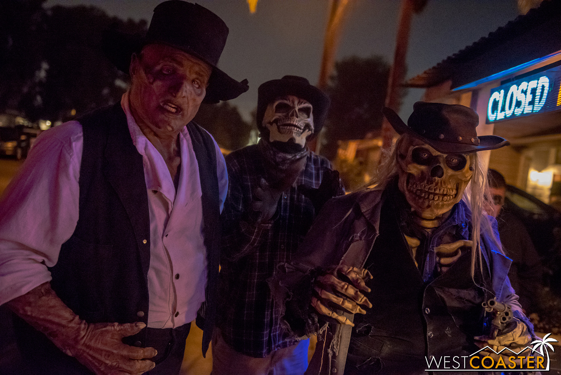 Terrifying creatures abound at Boot Hill despite its rather short walkthrough length!