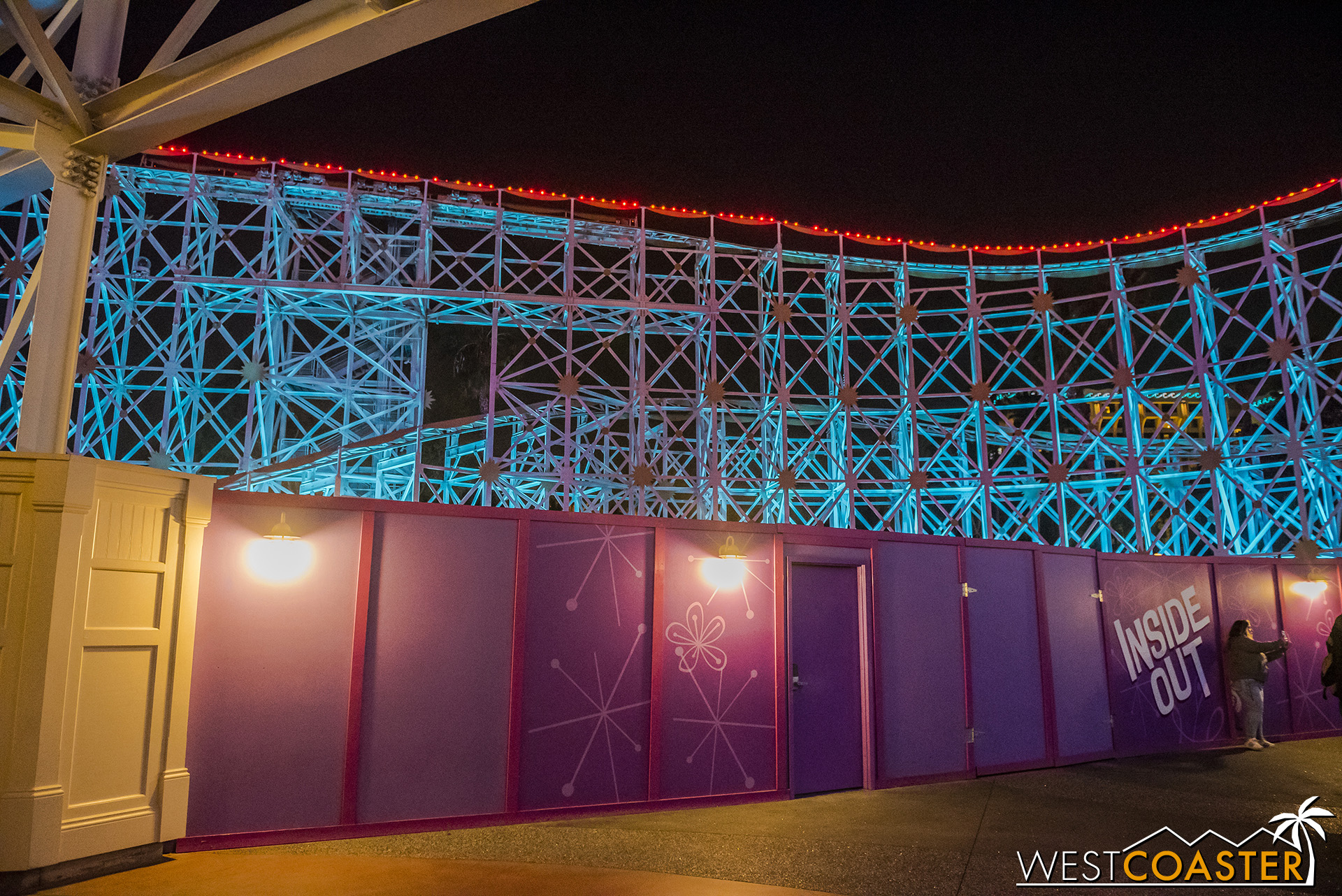 Over at the Inside Out ride site…