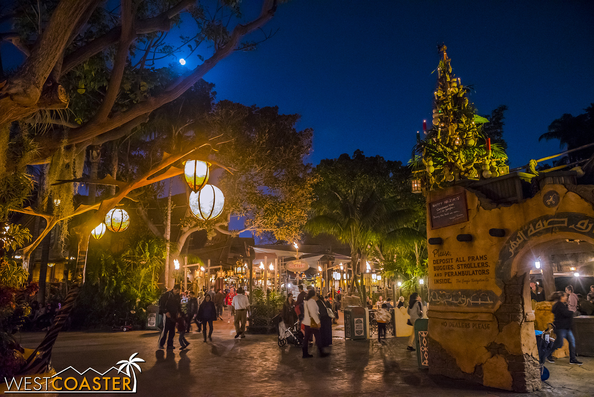 There's something new in Adventureland…