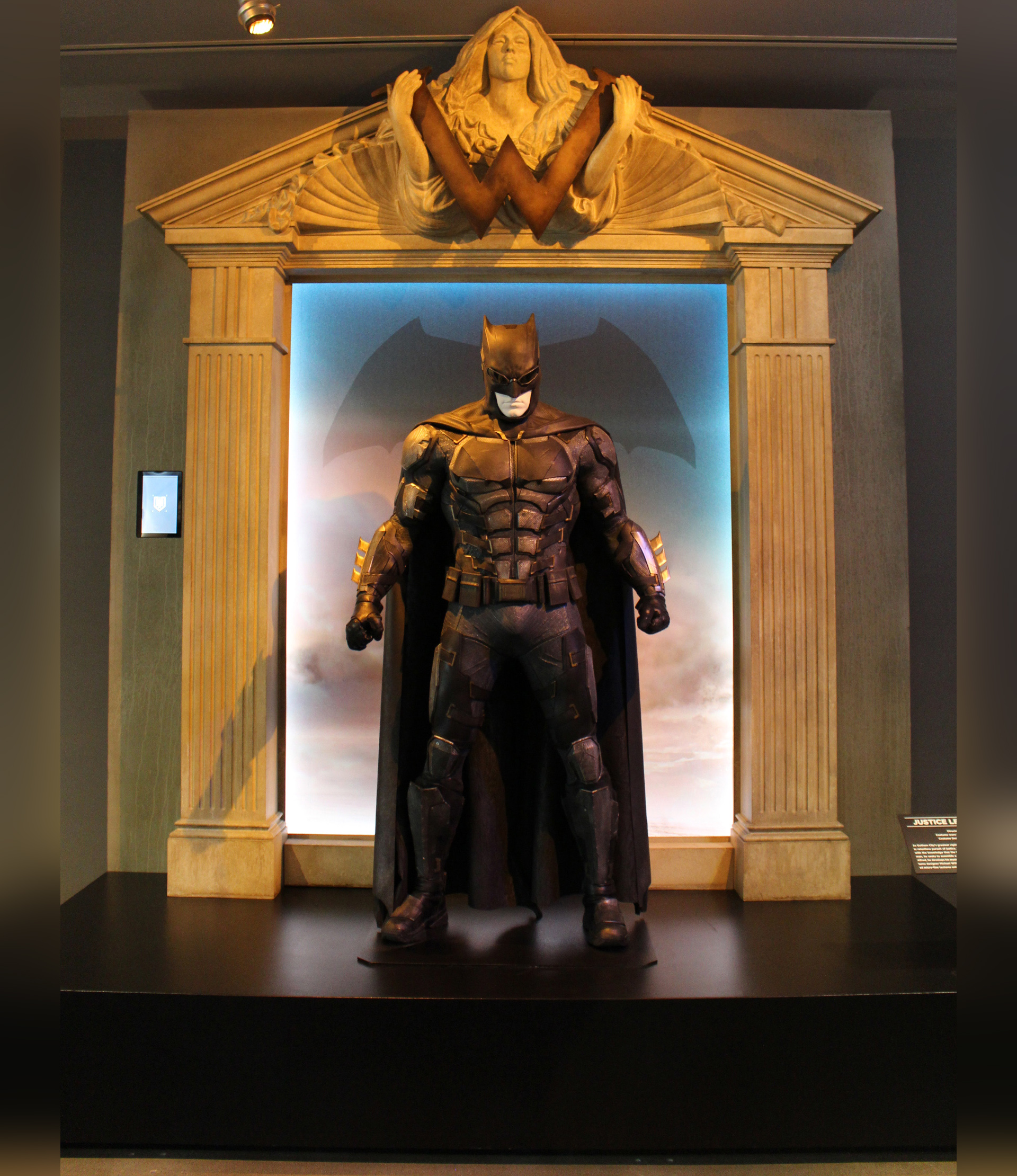(Photo courtesy of Warner Bros. Studio Tour.)