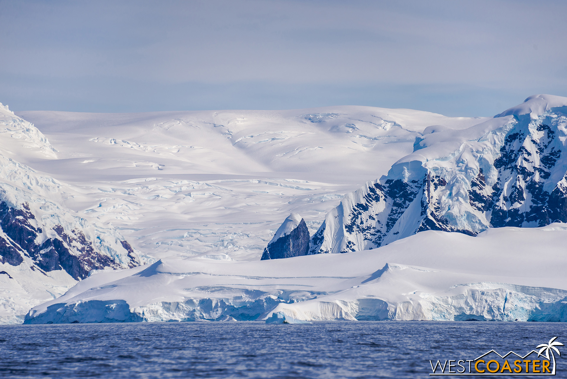 But one more gaze upon the Antarctic continent before we depart.