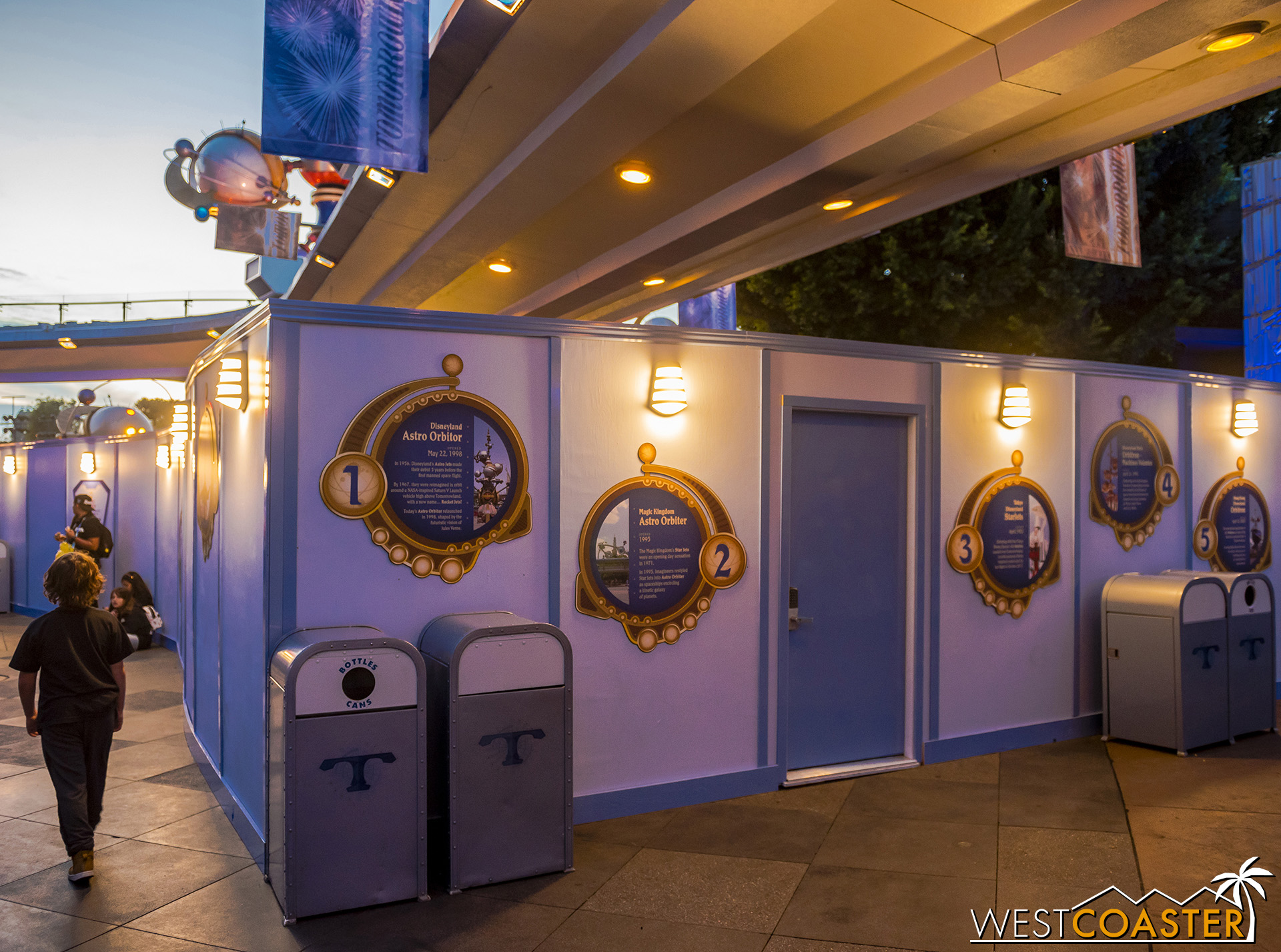 The Astro Orbitor will be back in a couple months (or so).
