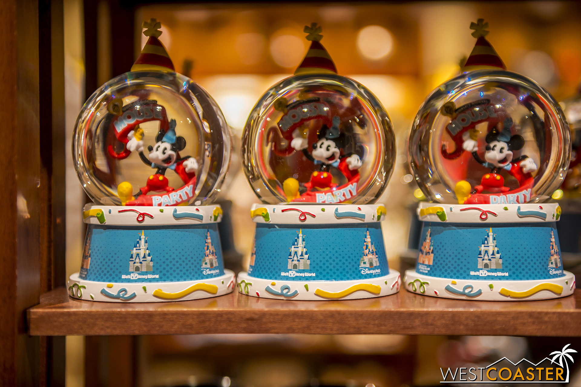 Check out this snow globe.