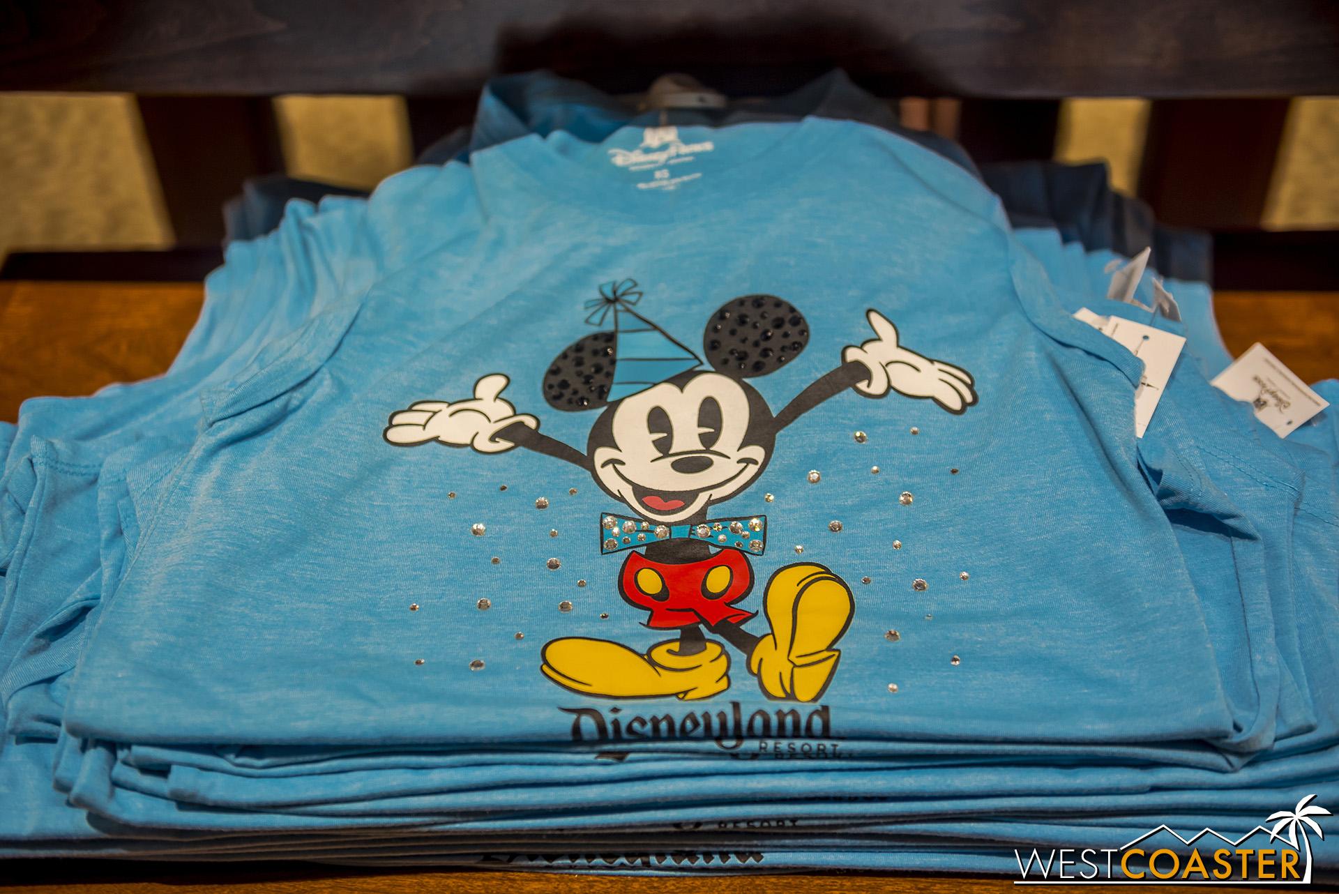 The shirt is pretty cute.