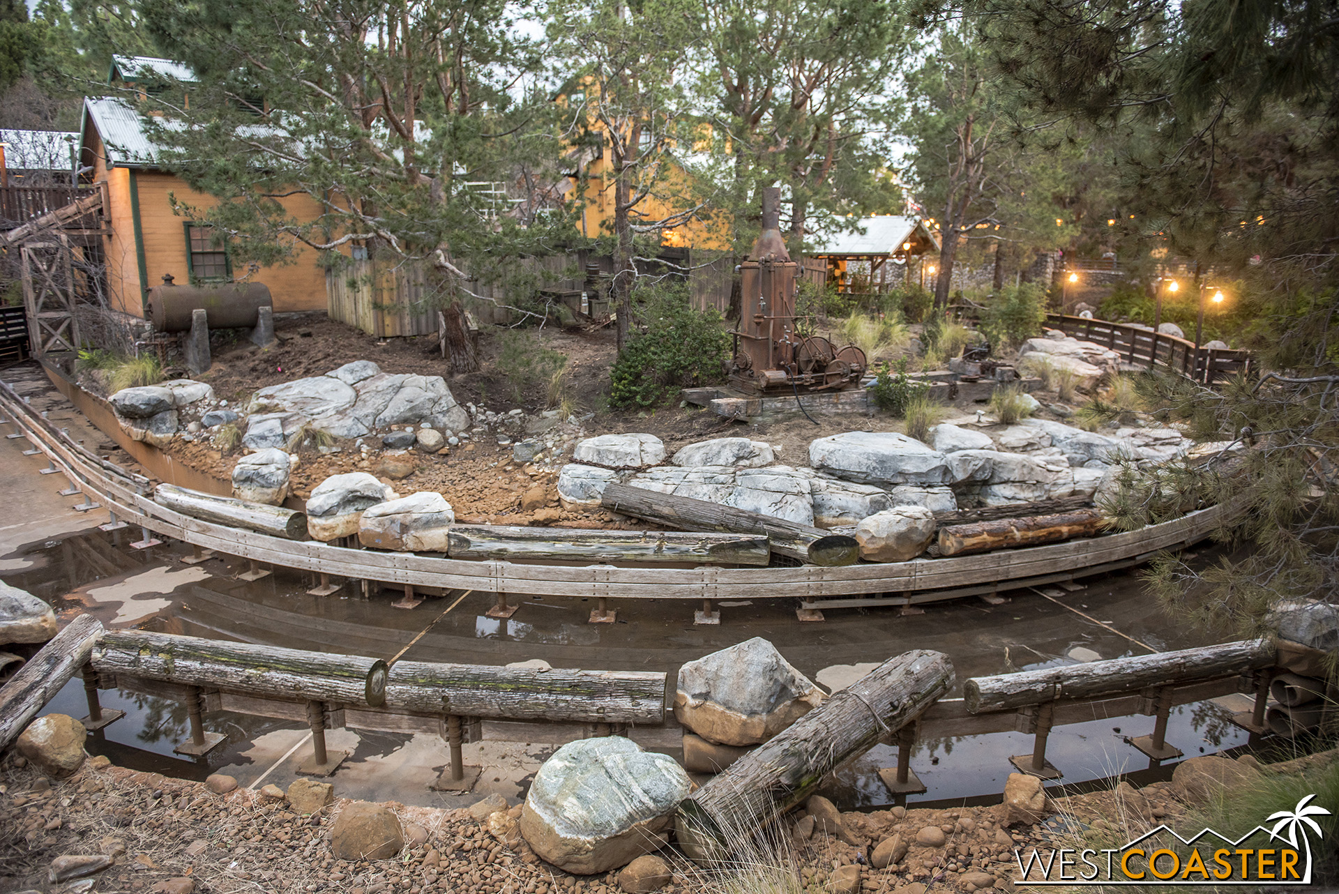 Grizzly River Run is due to reopen at the end of this month, on Friday, March 29.