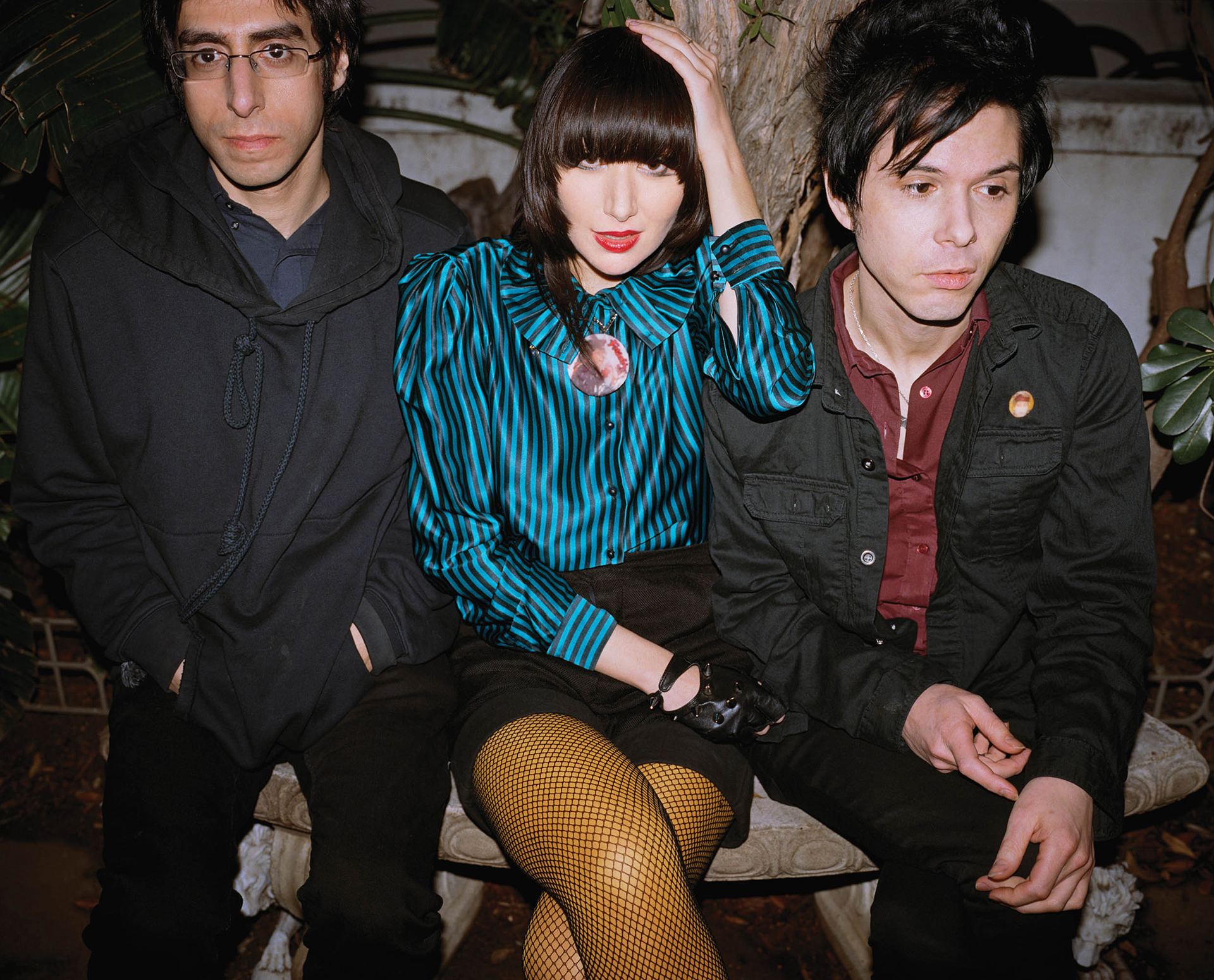 The Yeah Yeah Yeahs, with frontwoman Karen O, also sit atop the bill at the inaugural Just Like Heaven festival. (Image courtesy of Goldenvoice.)
