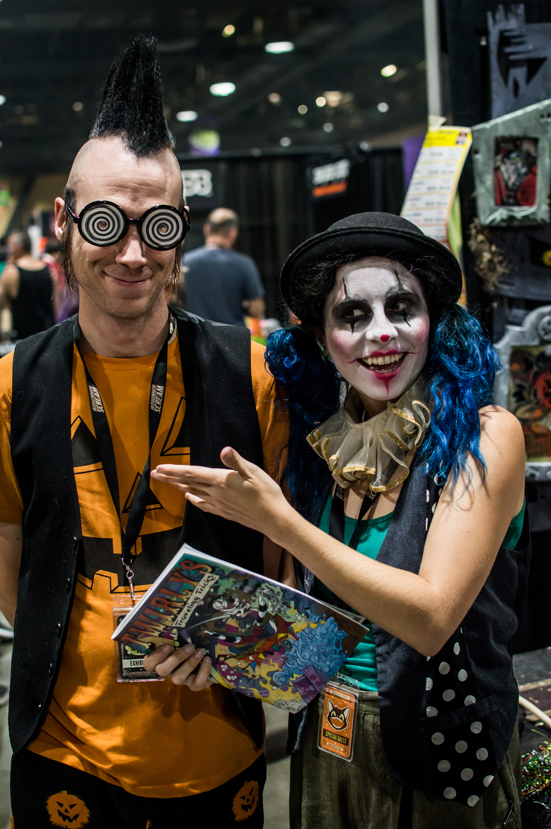 (Photo by Chris Husby, courtesy of Midsummer Scream.)