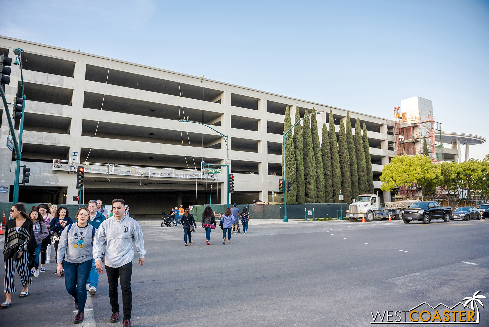 But a parking structure is better than none, so can't wait to see this open!