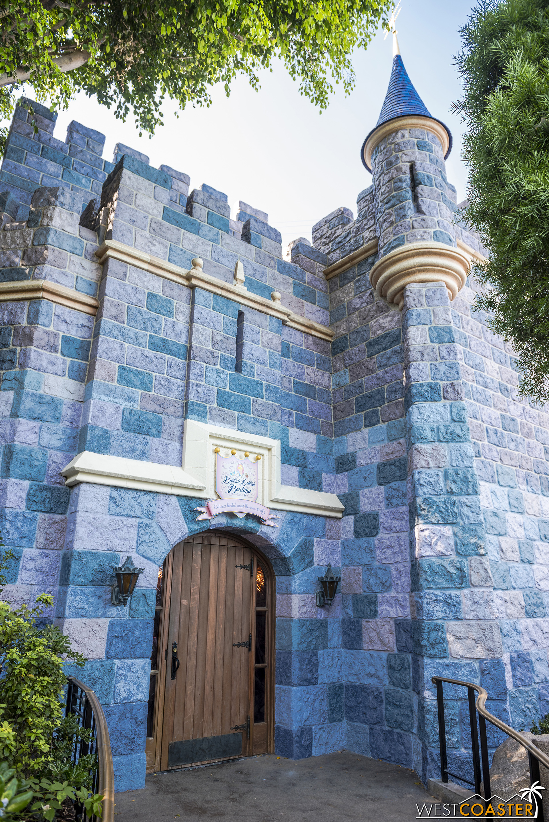 But the areas of the castle that have been unveiled showcase the fresh look of the park icon.